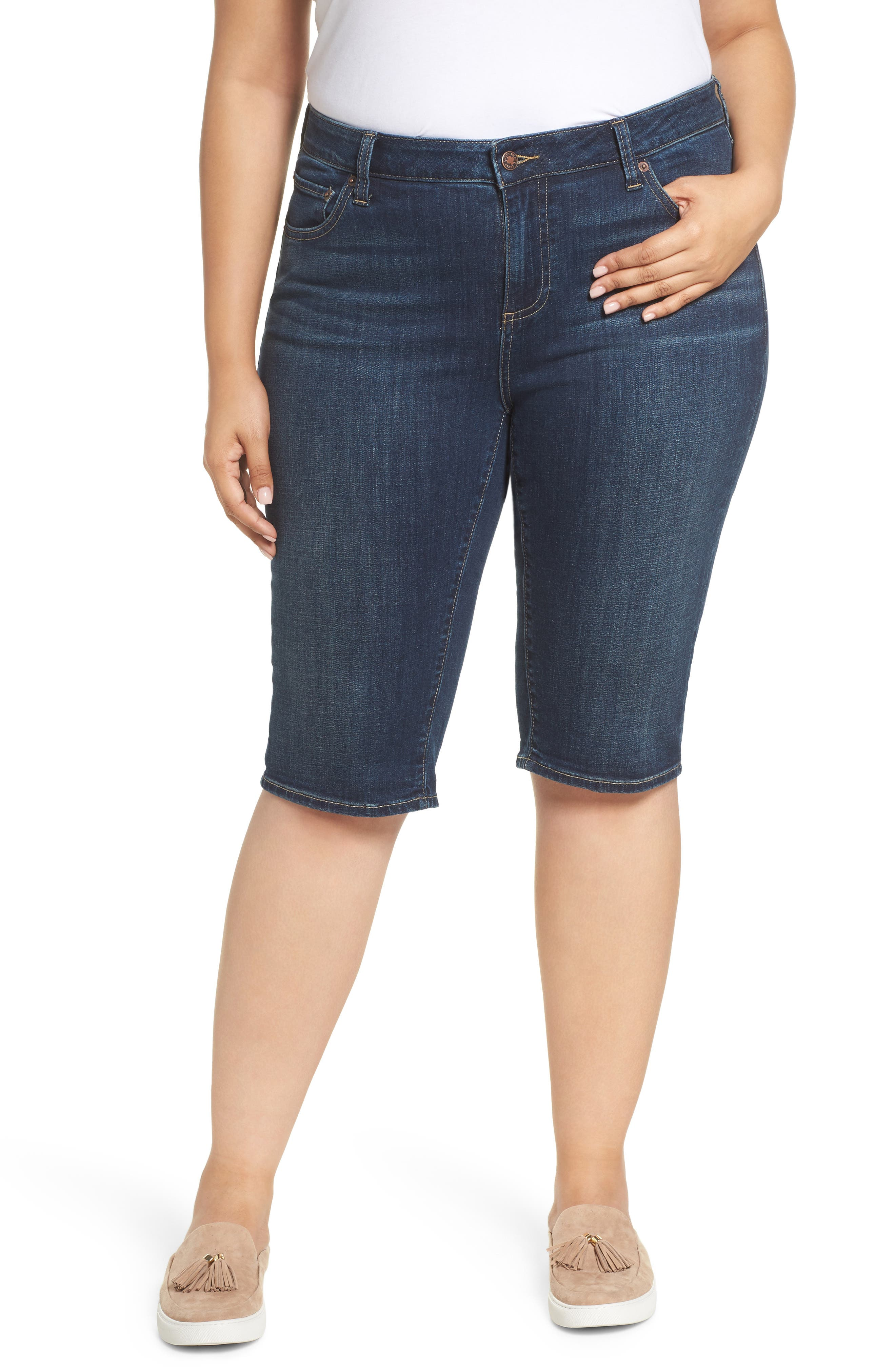 Lucky Brand Ginger Bermuda Shorts