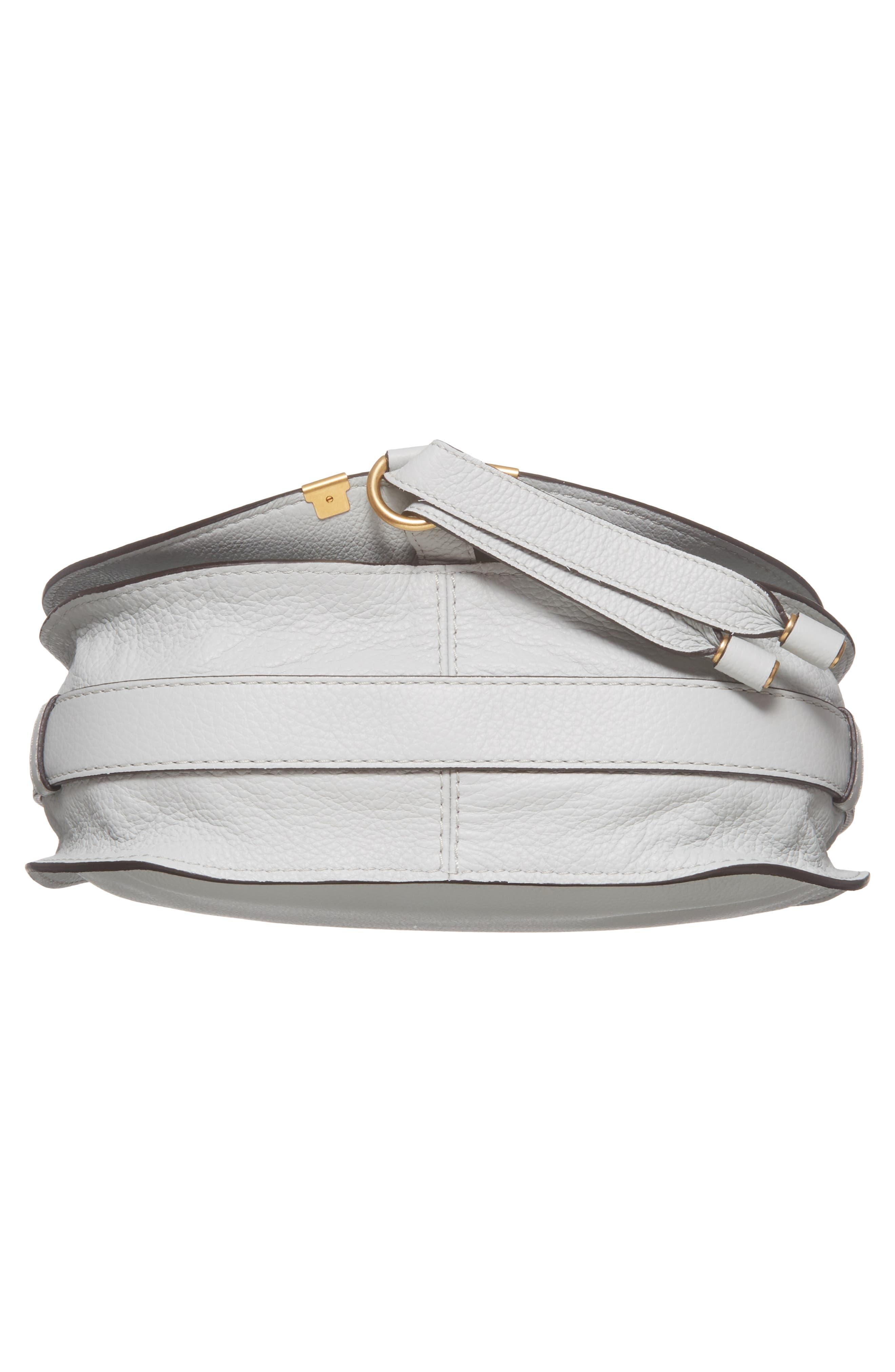 Alternate Image 6  - Chloé 'Marcie - Medium' Leather Crossbody Bag
