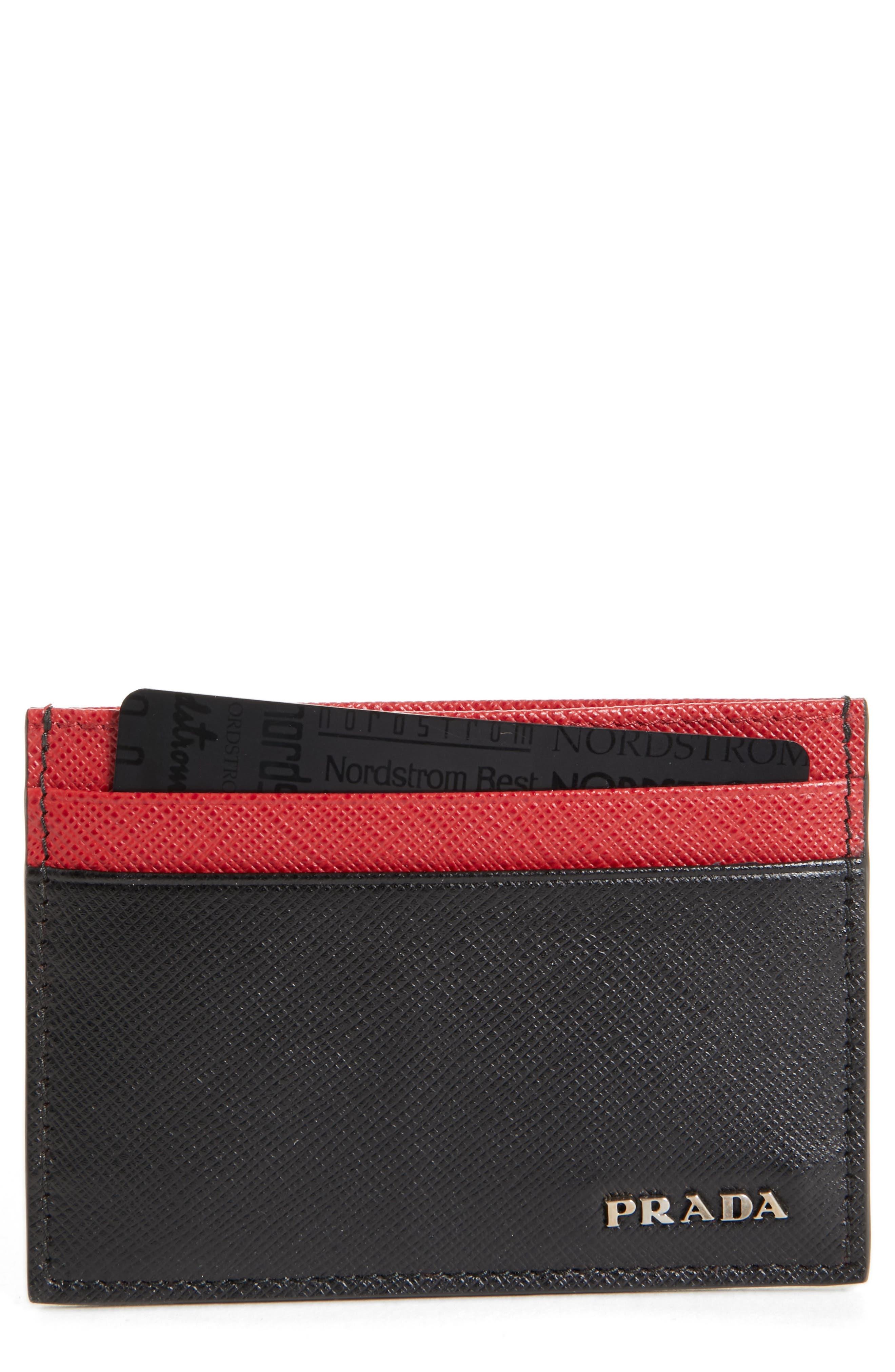 Men\'s Prada Wallets | Nordstrom