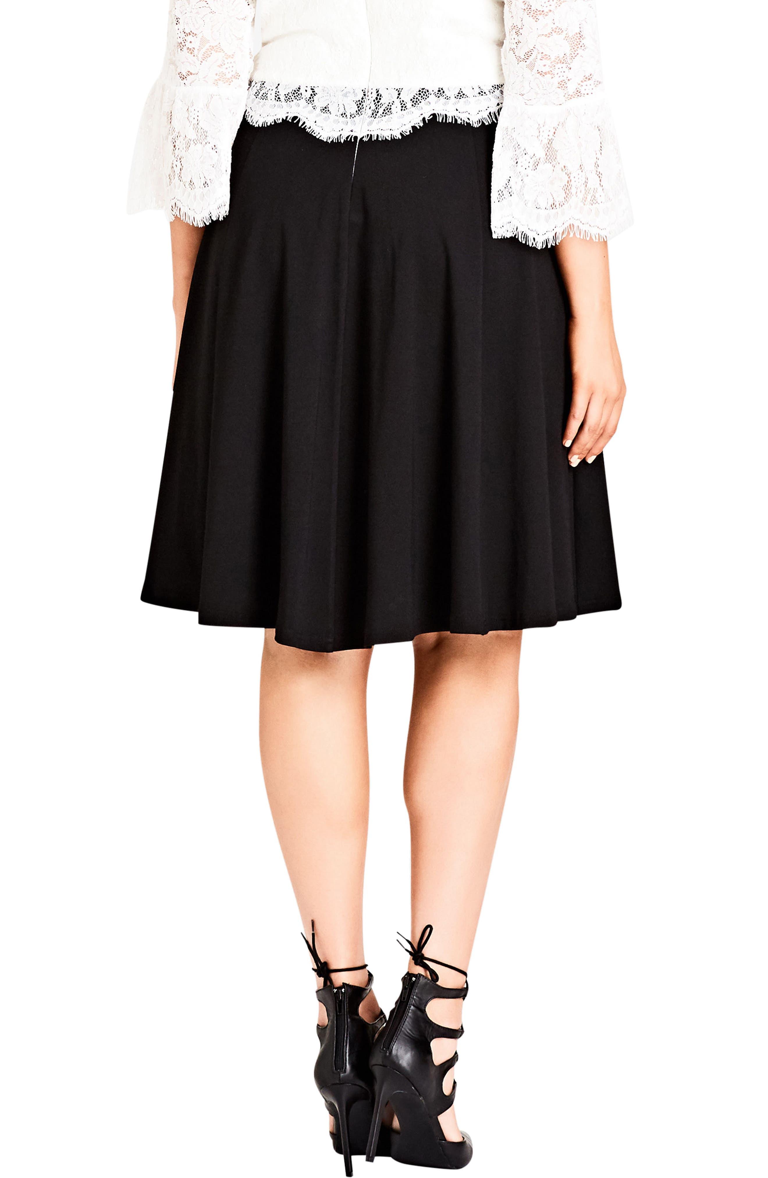 Flirty Mistress Eyelash Lace Dress,                             Alternate thumbnail 2, color,                             Black