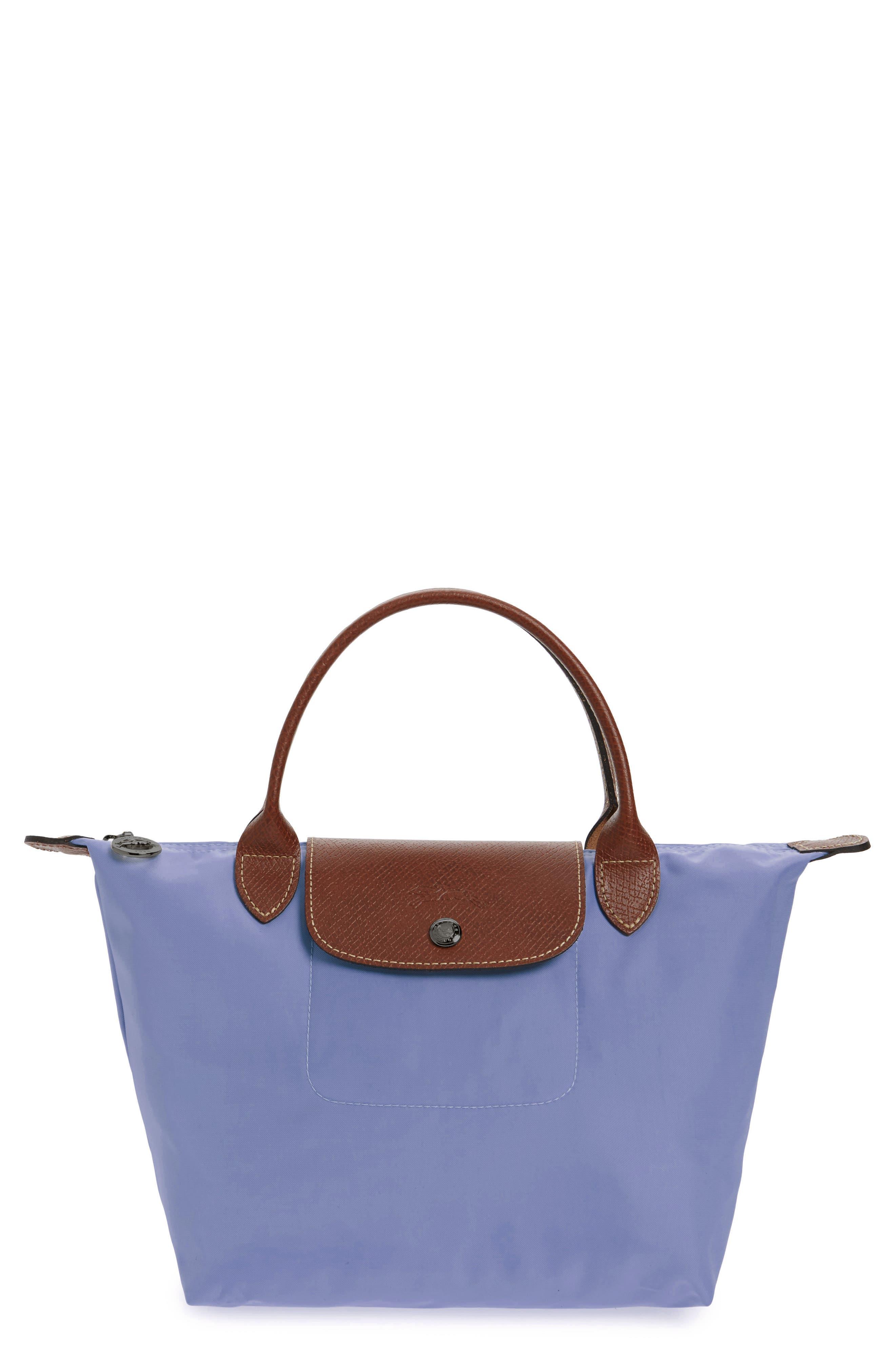 Longchamp 'Small Le Pliage' Top Handle Tote