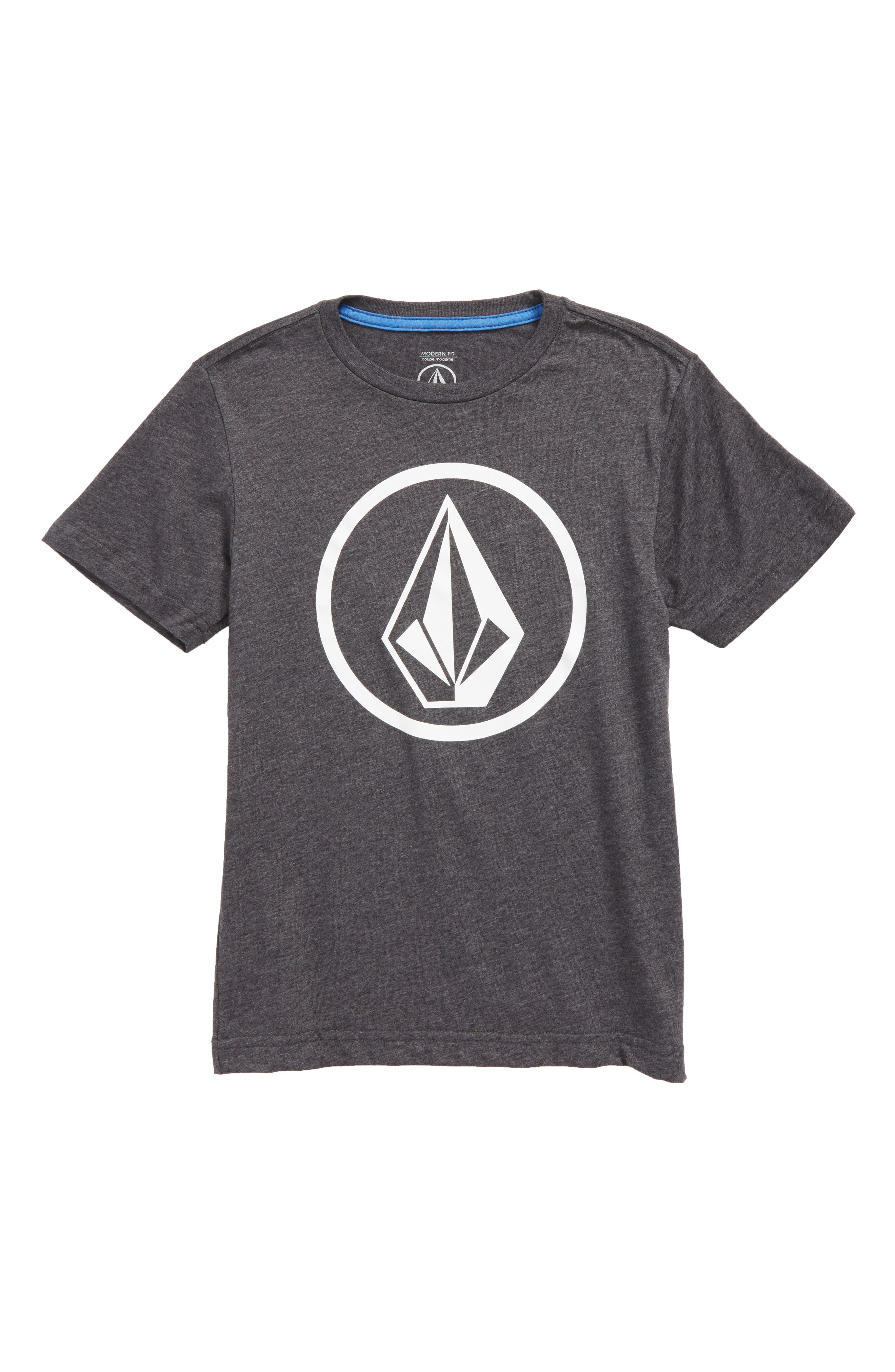 Alternate Image 1 Selected - Volcom Circle Stone Graphic T-Shirt (Big Boys)