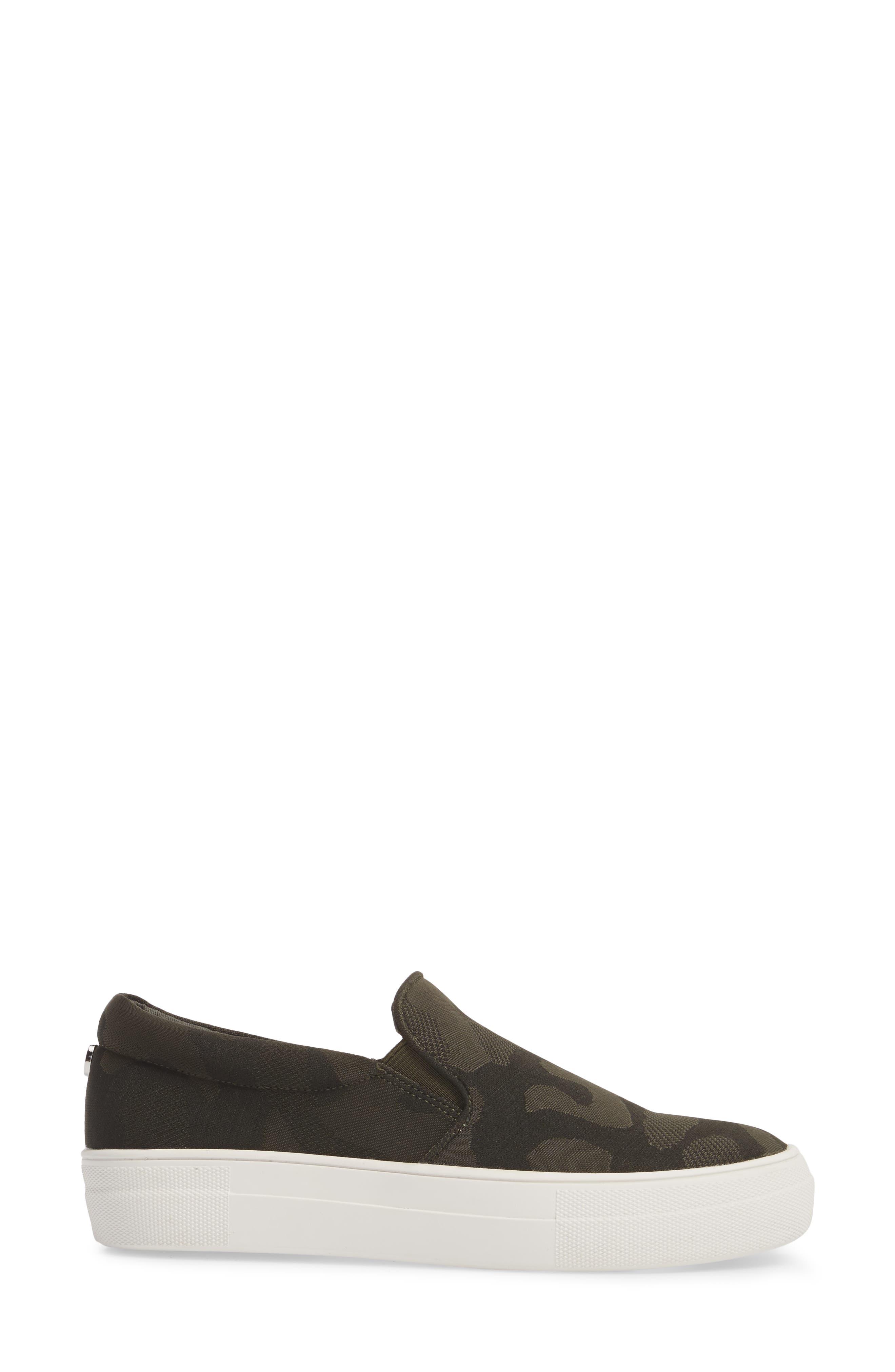 Alternate Image 3  - Steve Madden Gills Platform Slip-On Sneaker (Women)