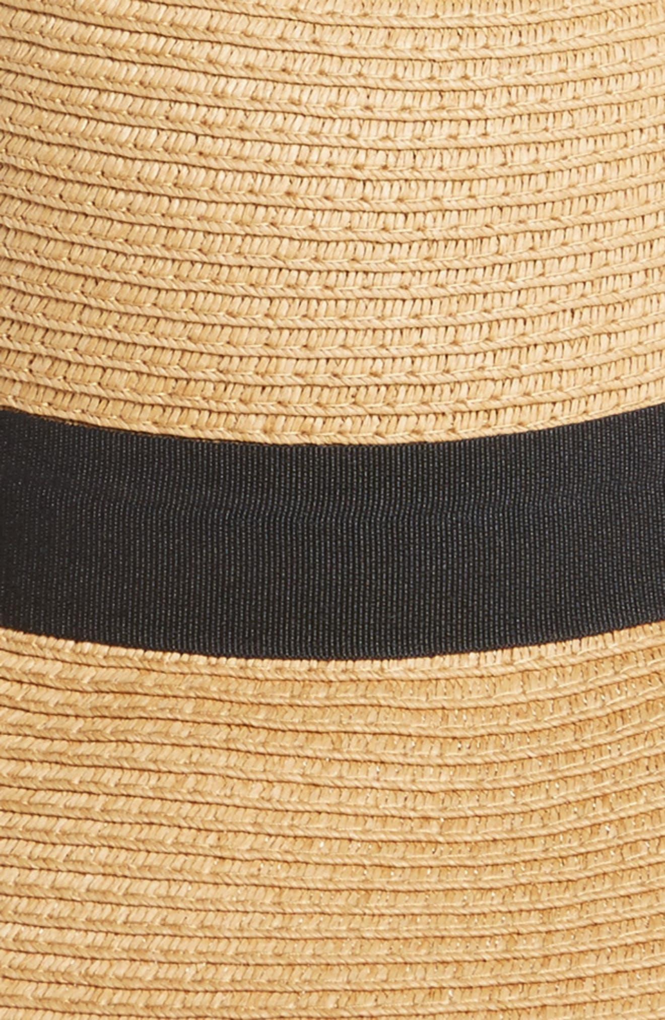 Halogen<sup>®</sup> Floppy Hat,                             Alternate thumbnail 2, color,                             Tan Dark Natural