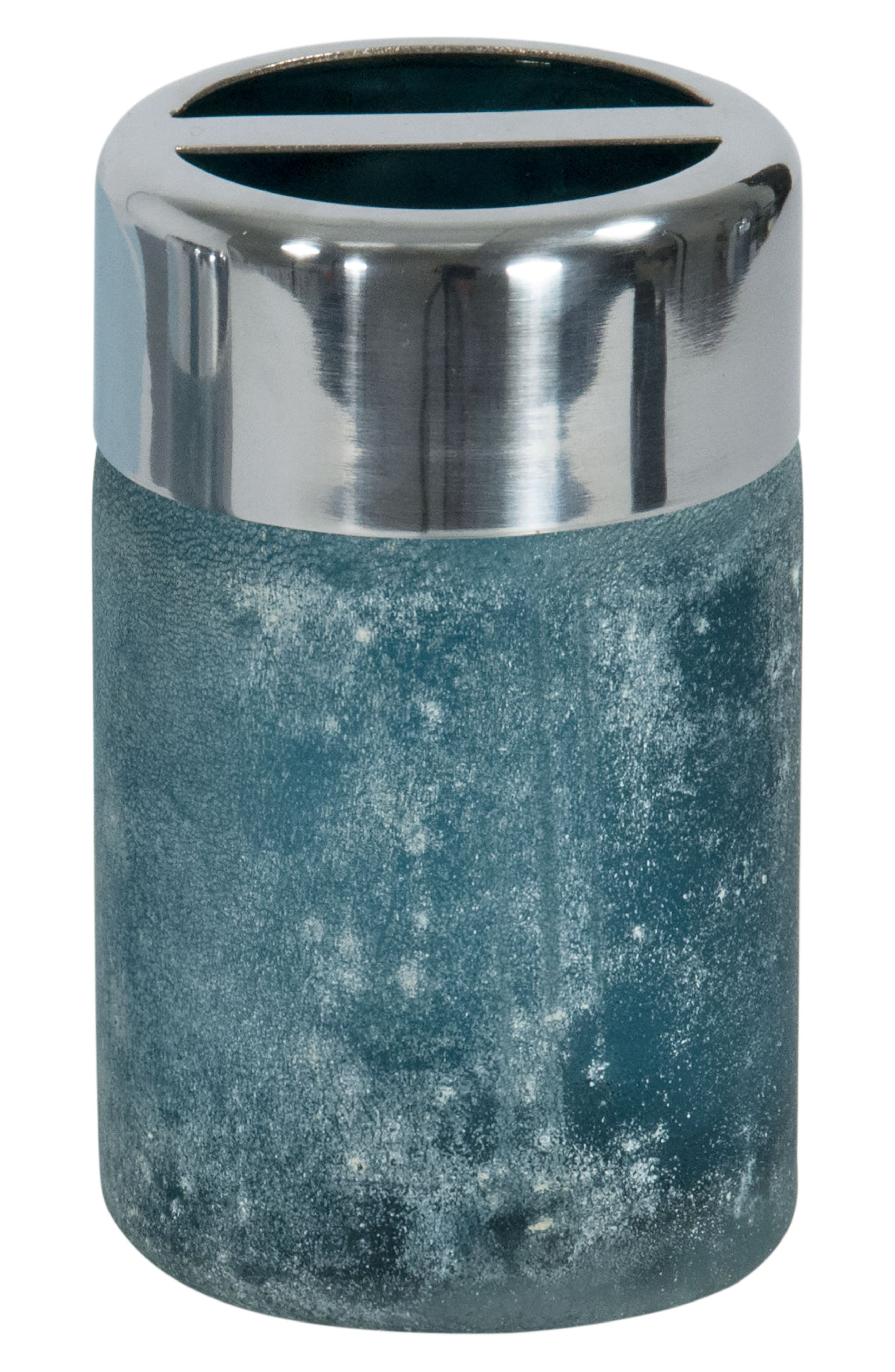 Ocean Reef Toothbrush Holder,                             Main thumbnail 1, color,                             Blue