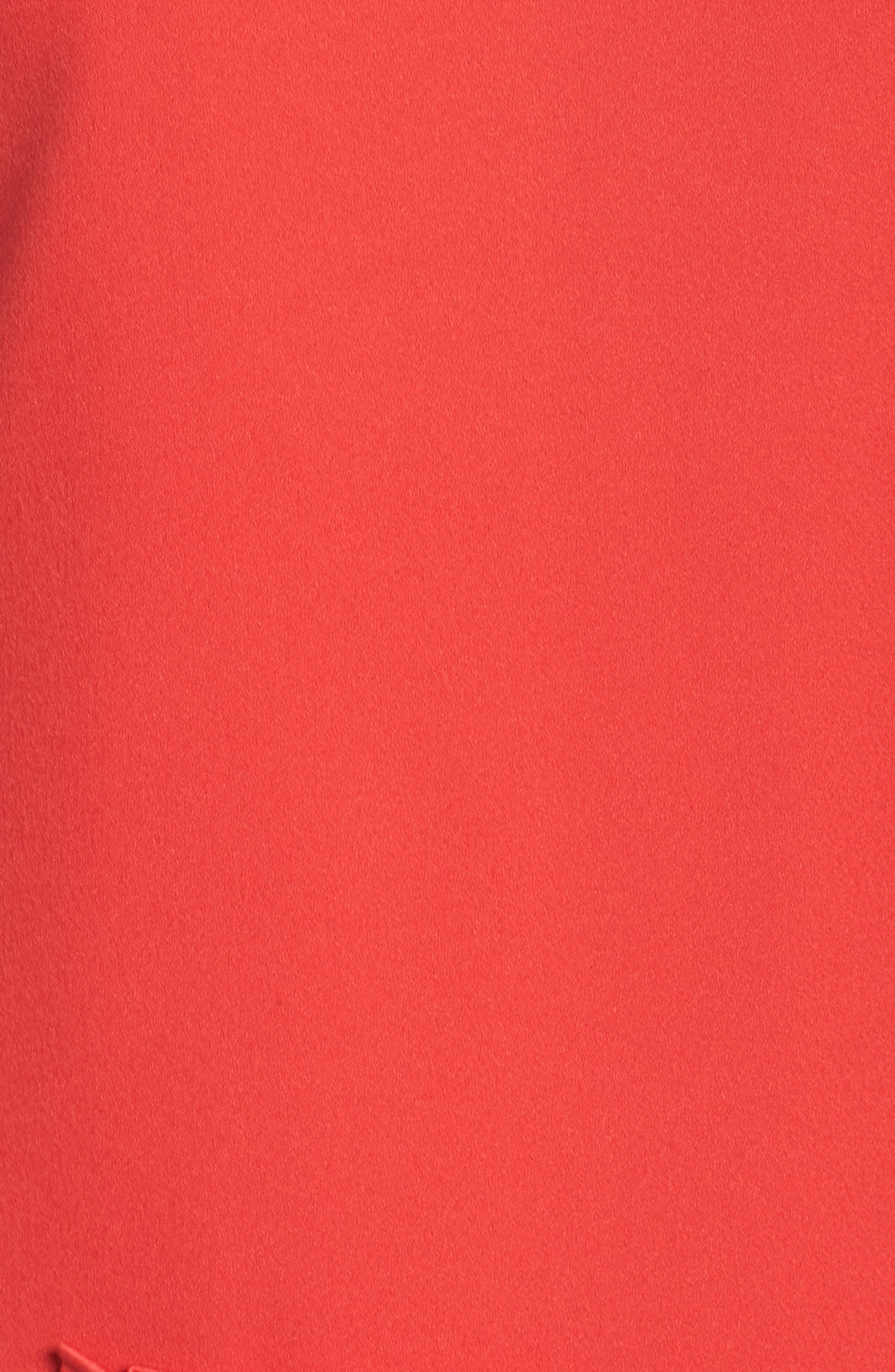 Alternate Image 5  - Eliza J Ruffle Hem Sheath Dress