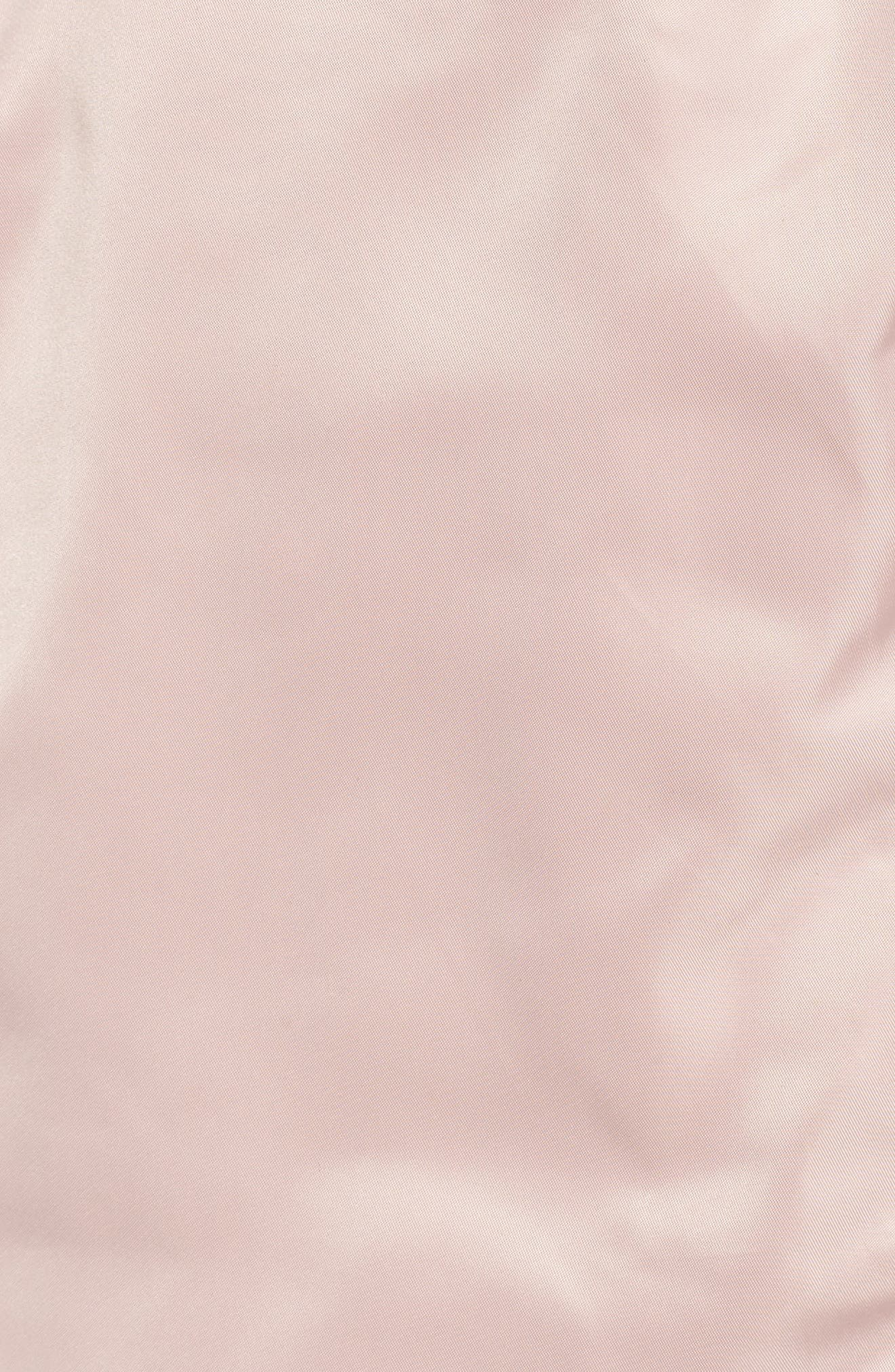 Alternate Image 5  - Halogen® Belted Lightweight Jacket (Plus Size)