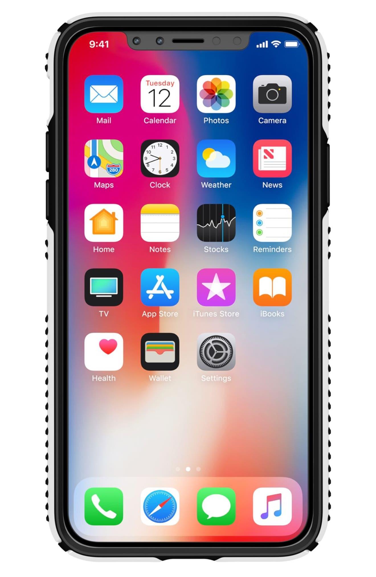 Alternate Image 8  - Speck iPhone X Case