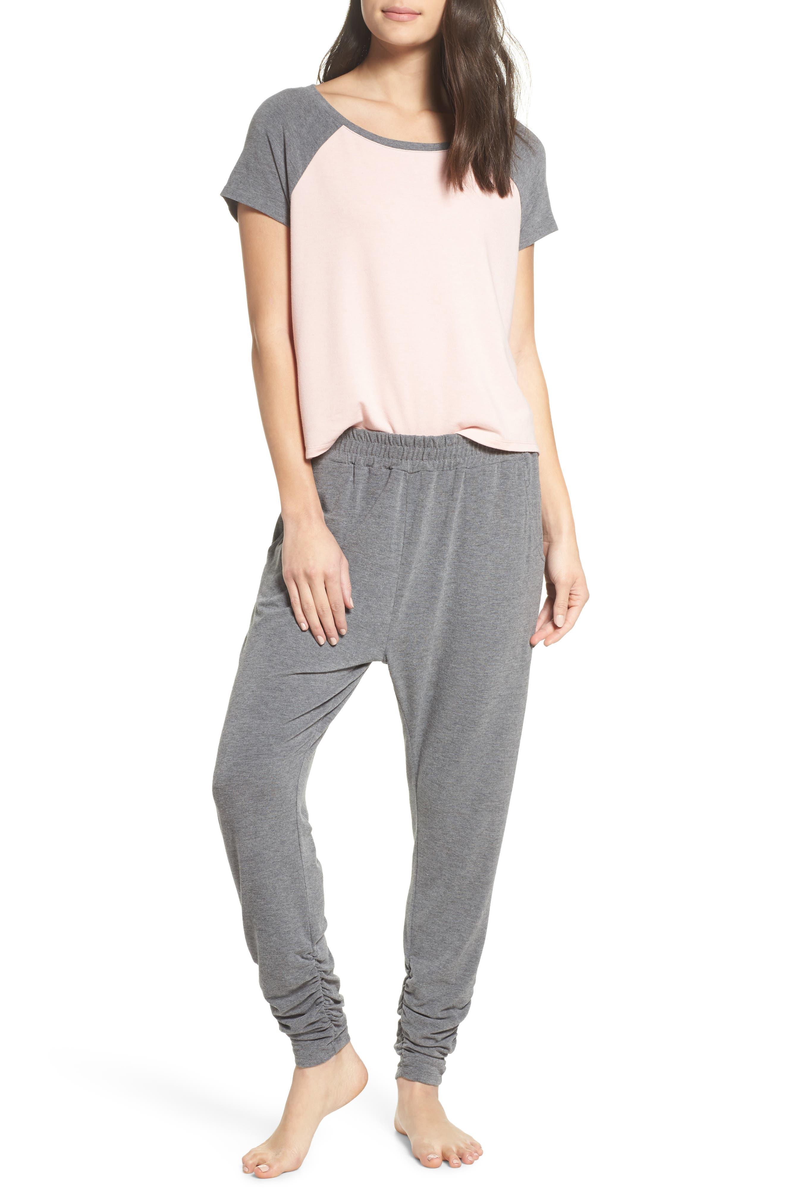 Alternate Image 1 Selected - Make + Model Cloud 9 Pajamas