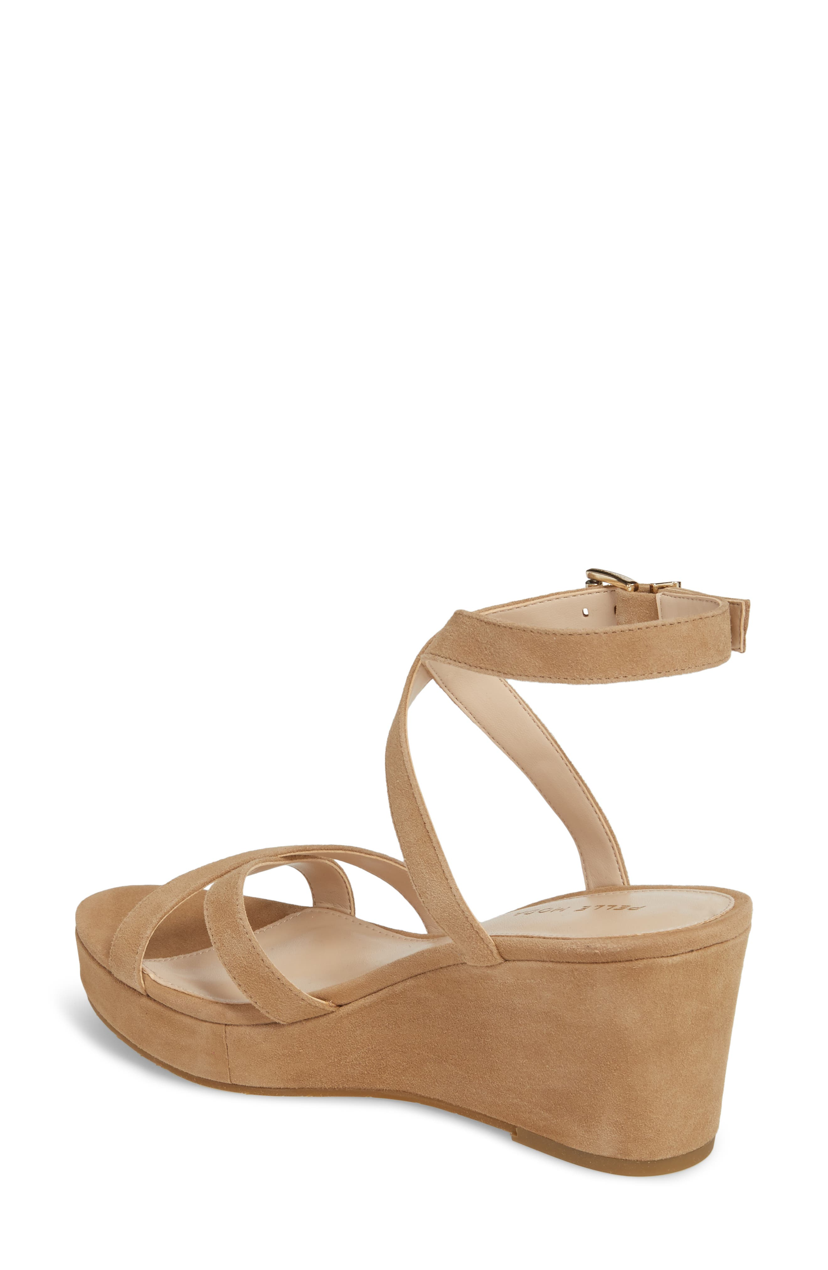 Alternate Image 2  - Pelle Moda Keo2 Platform Wedge Sandal (Women)