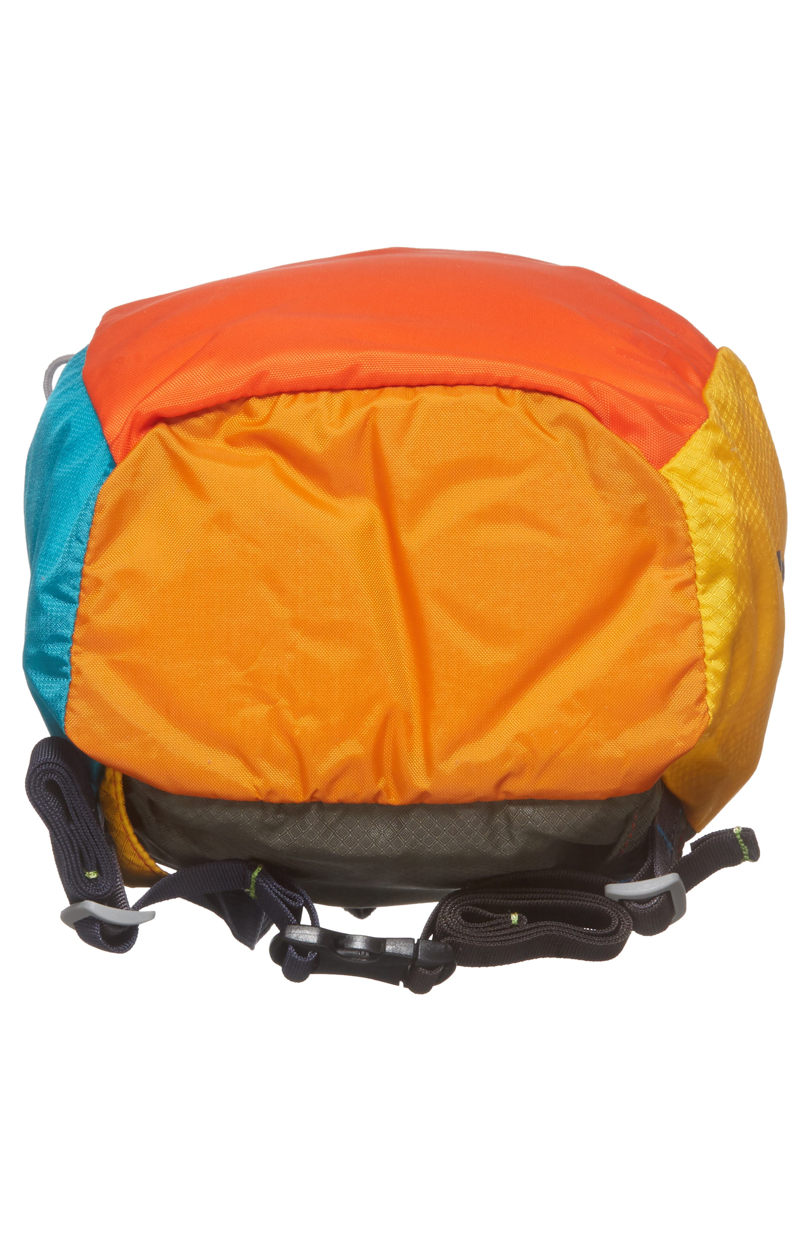 Alternate Image 6  - Cotopaxi Luzon Del Día One of a Kind Ripstop Nylon Daypack (18L)
