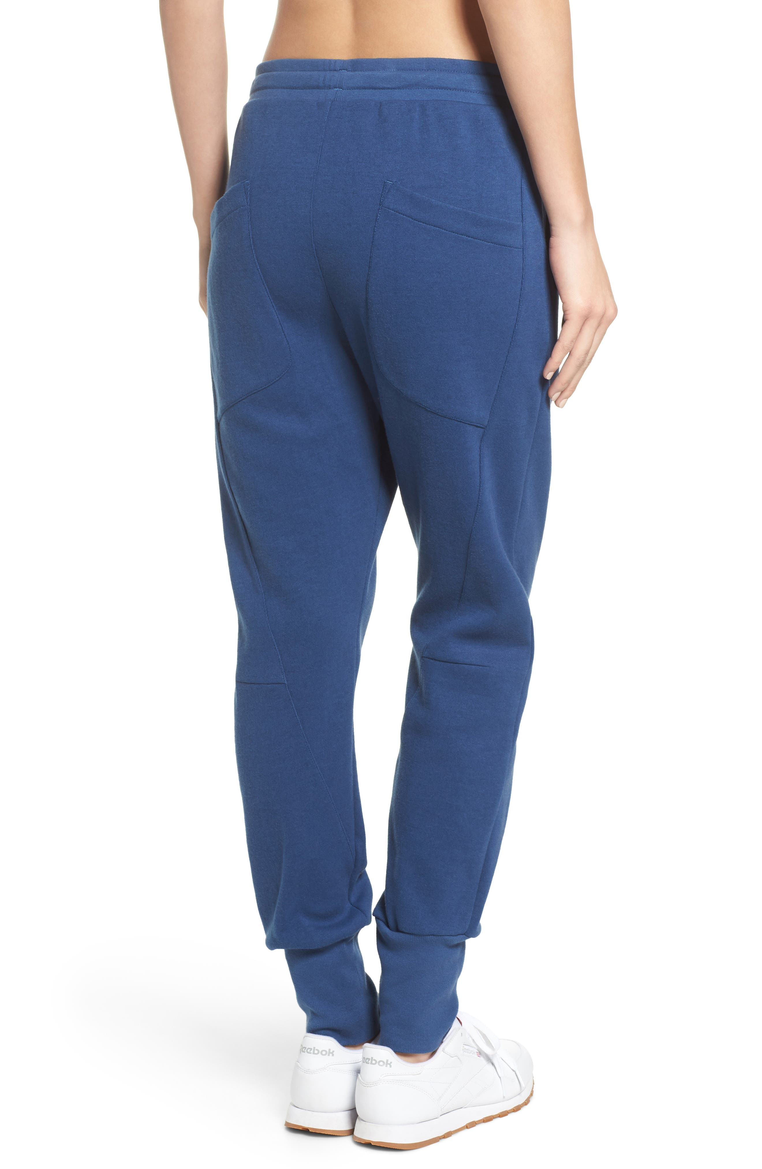 DC Jogger Pants,                             Alternate thumbnail 3, color,                             Washed Blue
