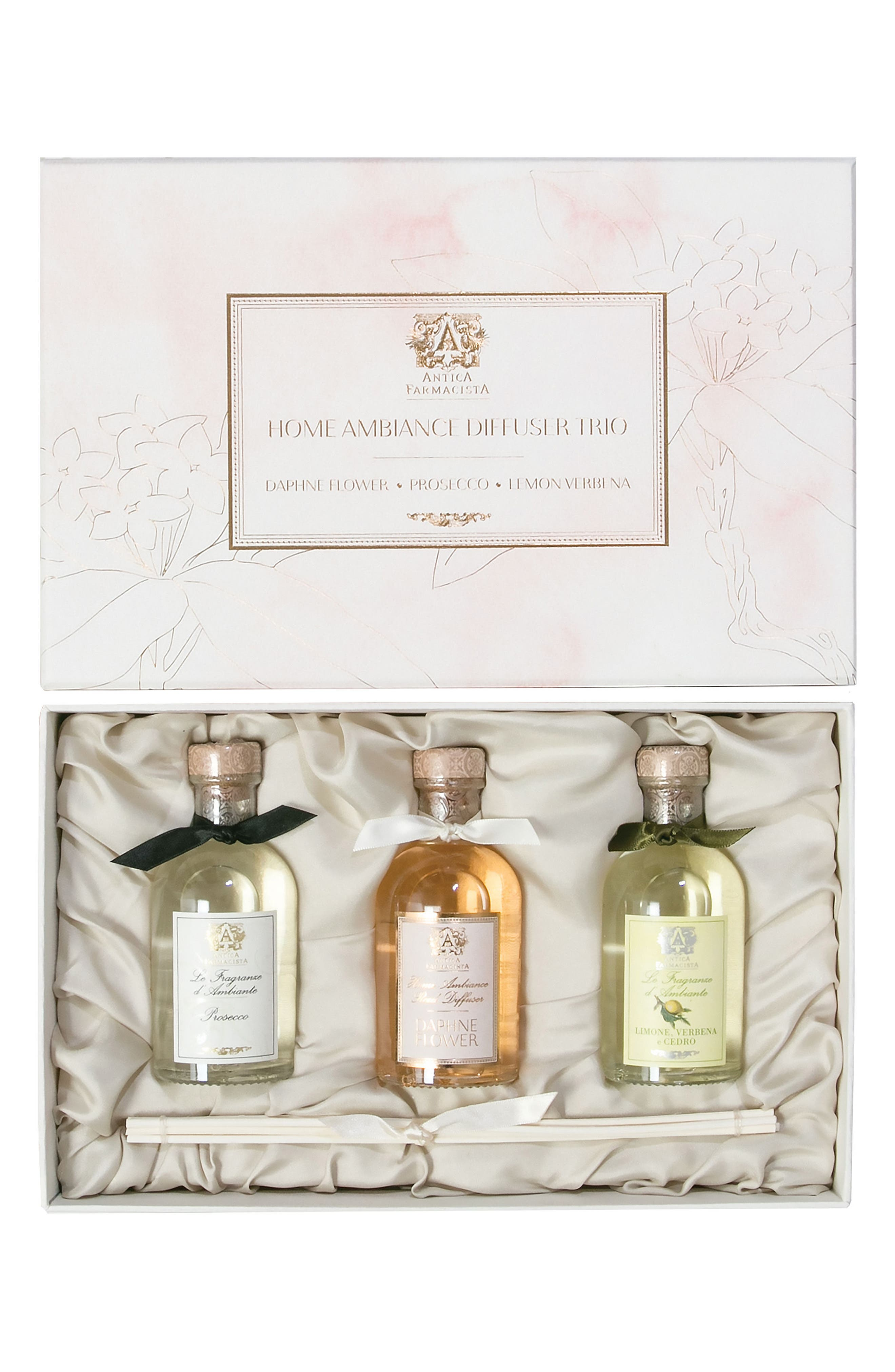 Antica Farmacista Home Ambiance Diffuser Trio ($78 Value)