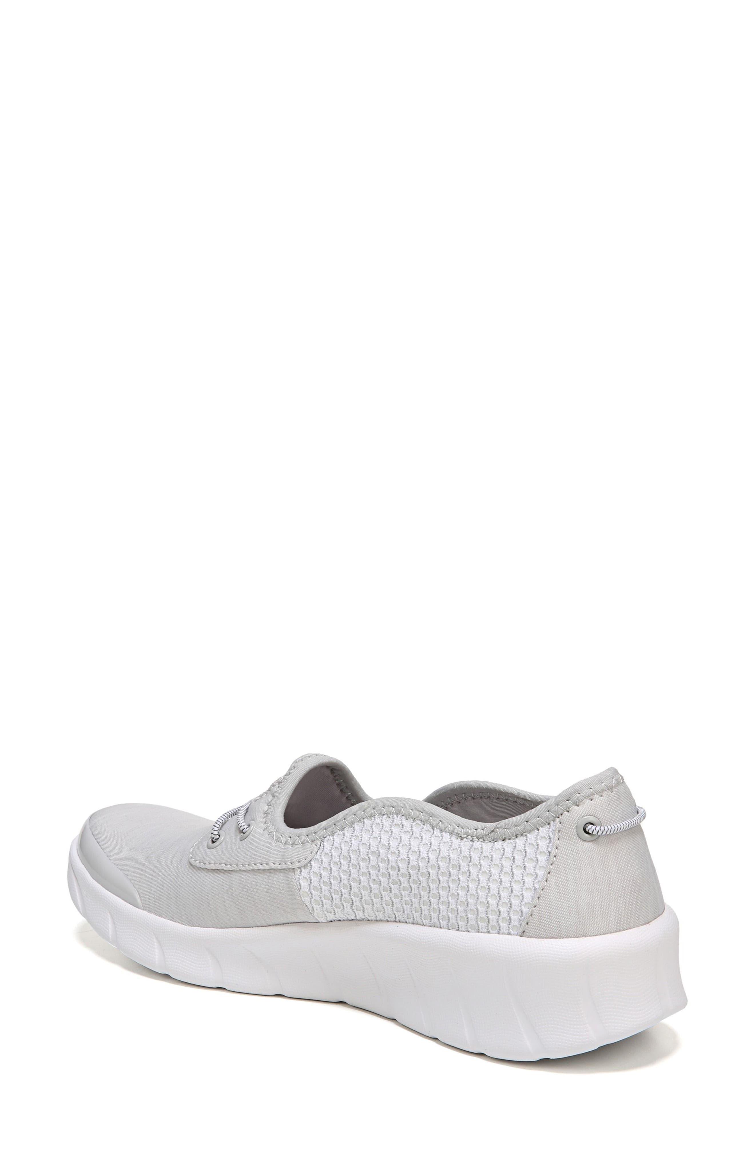 Oz Slip-On Sneaker,                             Alternate thumbnail 2, color,                             Grey Fabric