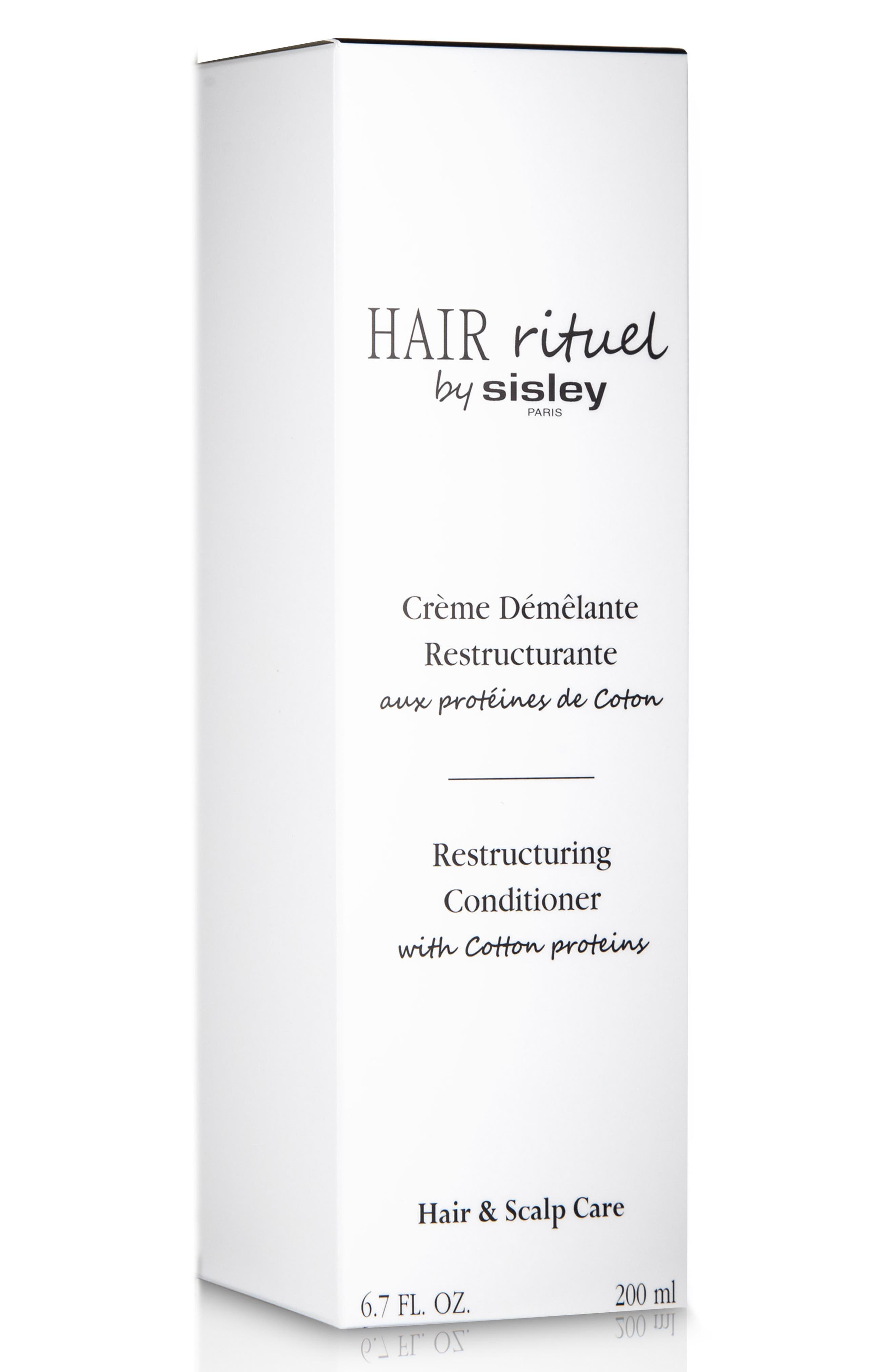 Restructuring Conditioner with Cotton Proteins,                             Alternate thumbnail 2, color,                             No Color