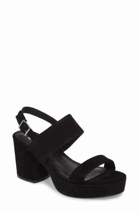aad92b35605 Steve Madden Reba Slingback Platform Sandal (Women)