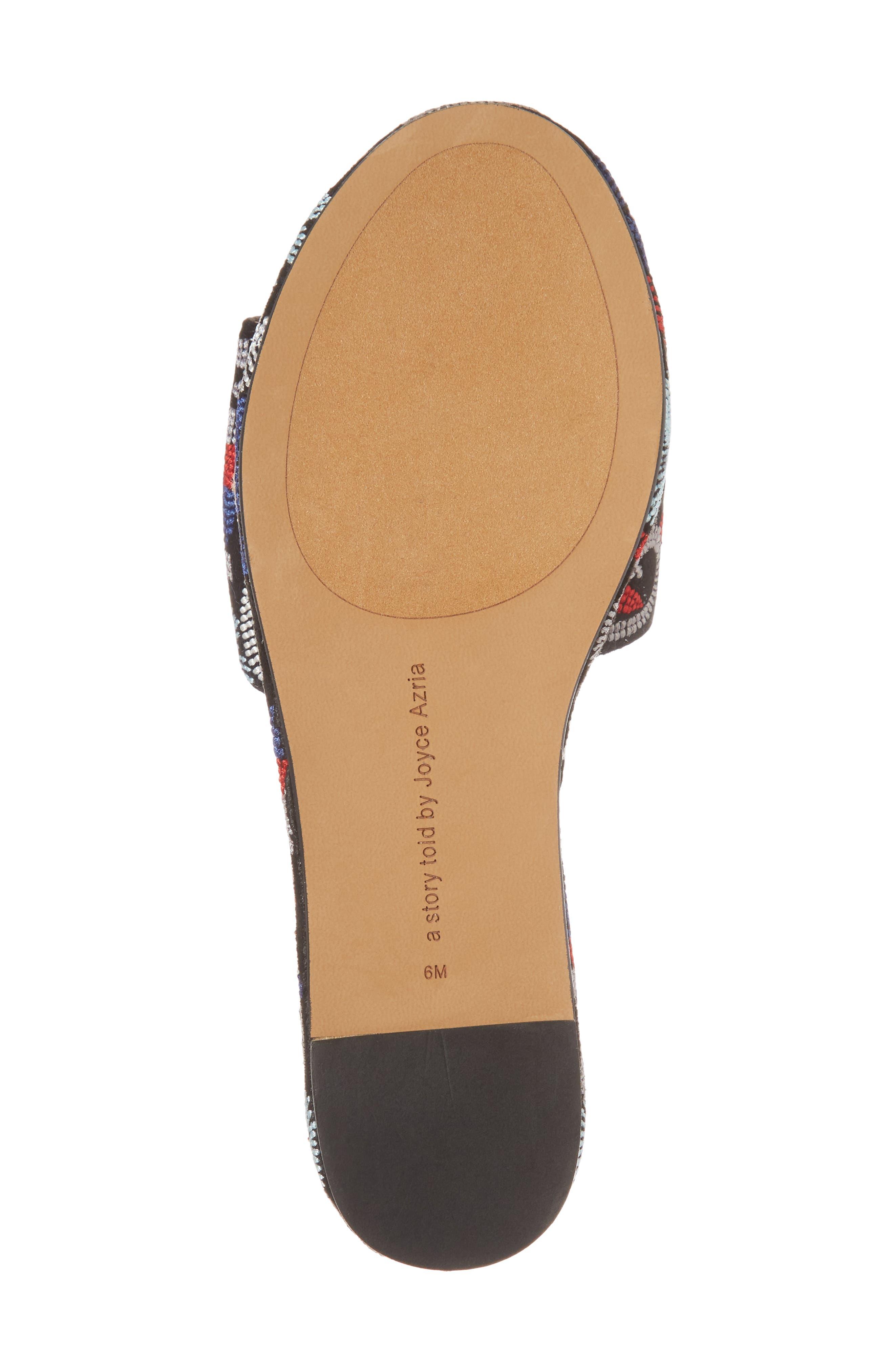 Alternate Image 6  - Avec Les Filles Addison Platform Slide Sandal (Women)
