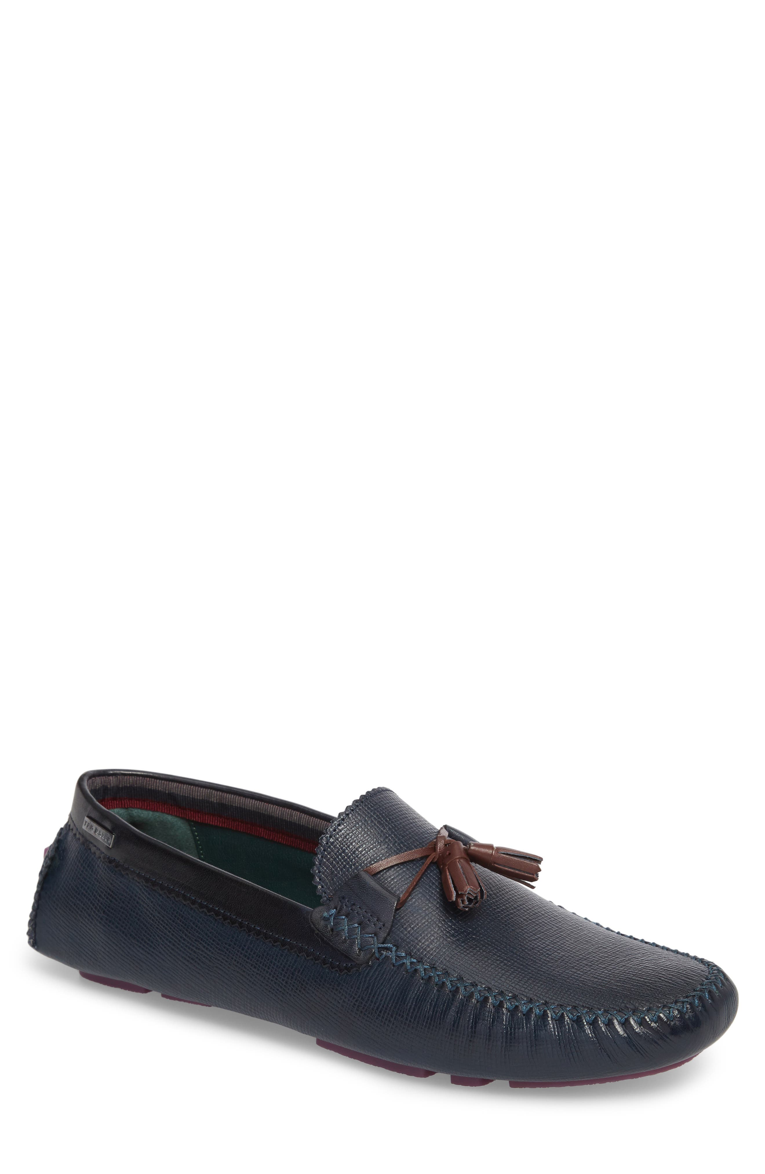 Boy's Men's Bows Stitched Slip-On Classic Spring/Summer Loafers