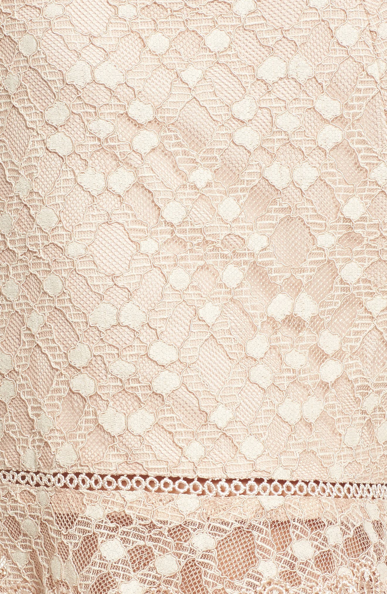 Alternate Image 5  - J.O.A. Lace Shorts