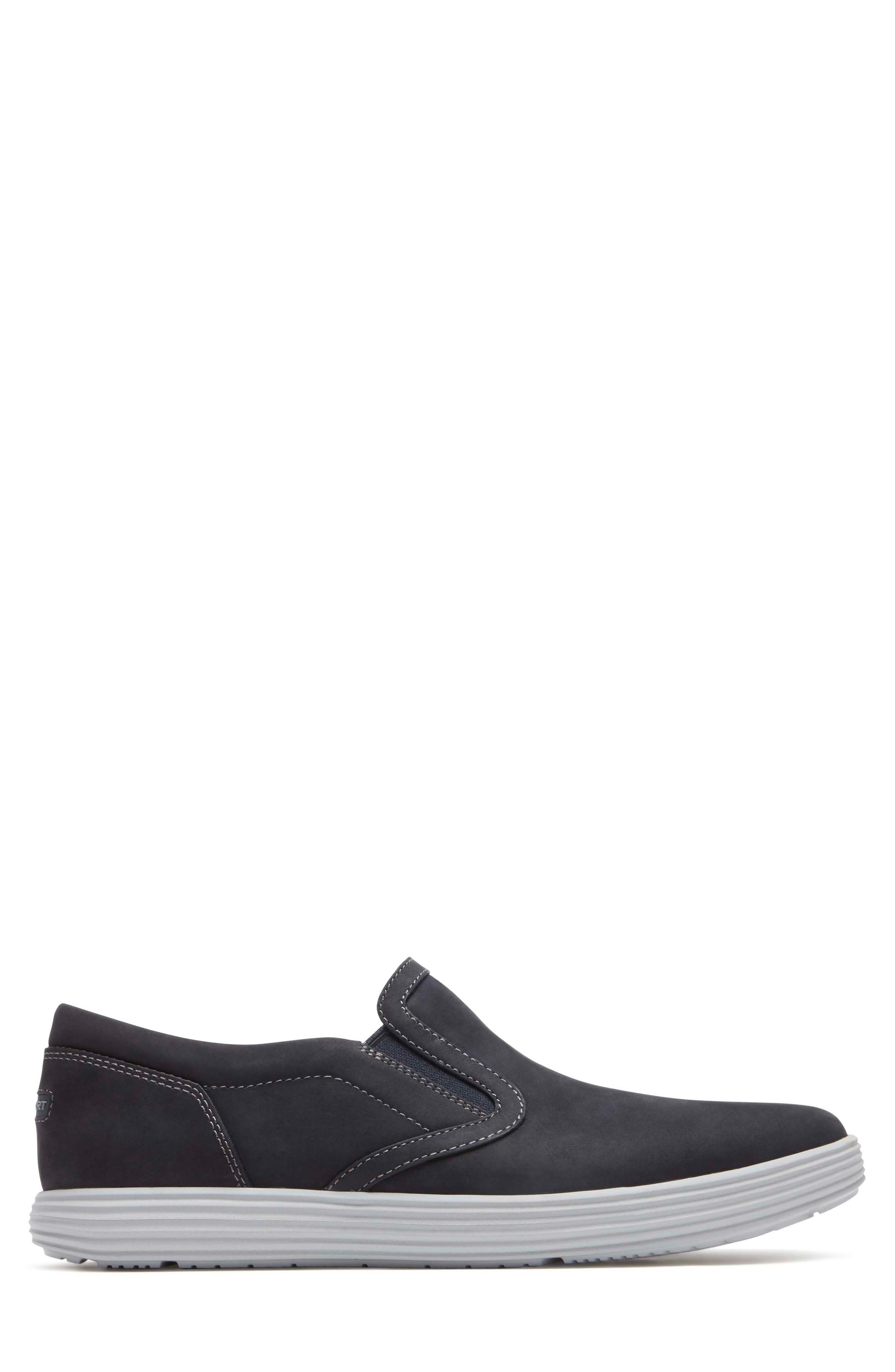 Alternate Image 3  - Rockport Thurston Gore Slip-On (Men)