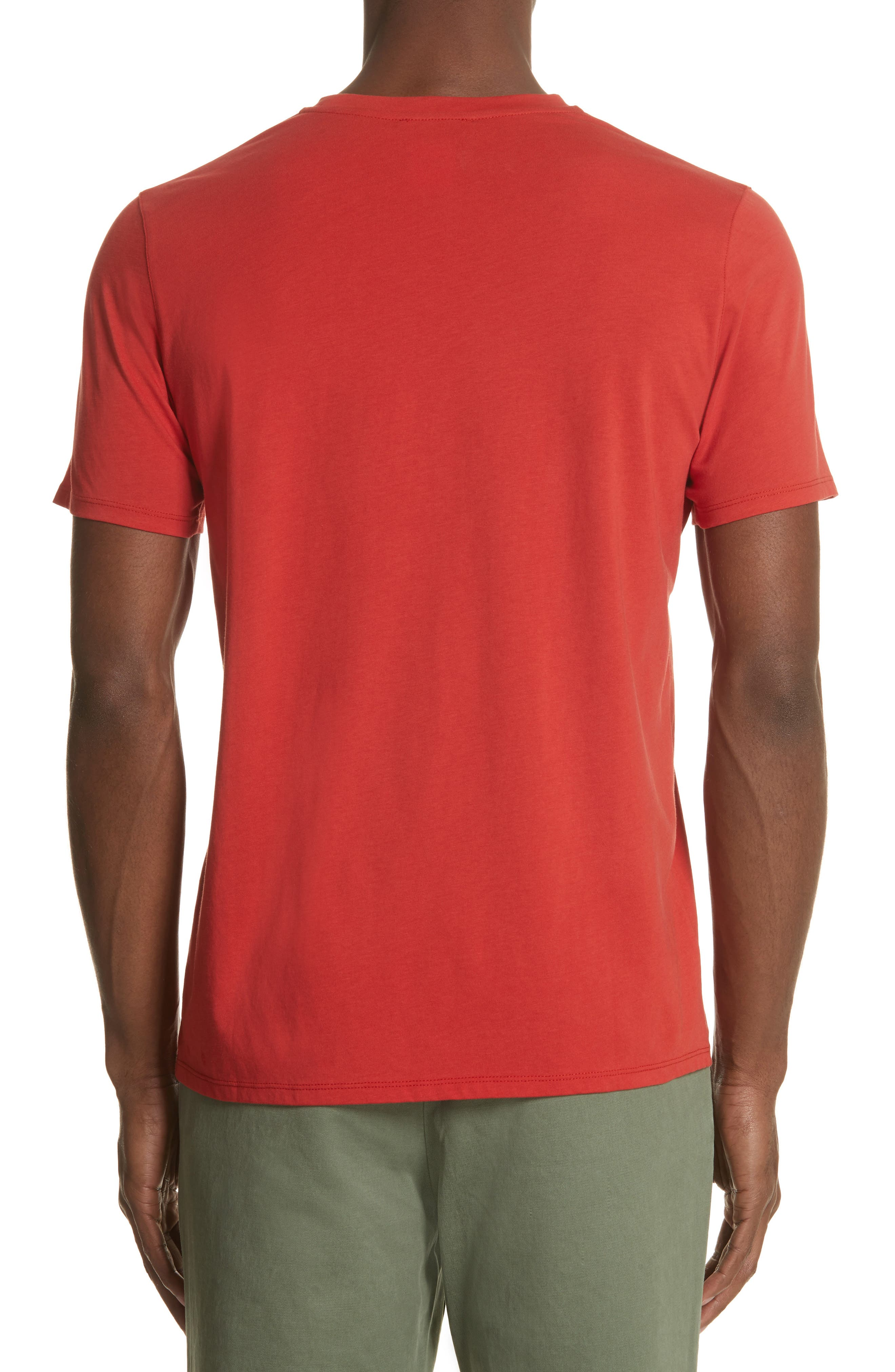 Alternate Image 2  - A.P.C. Yes! To Summer Graphic T-Shirt