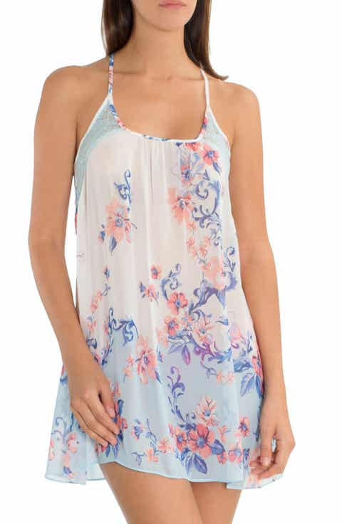 In Bloom by Jonquil Chiffon Chemise
