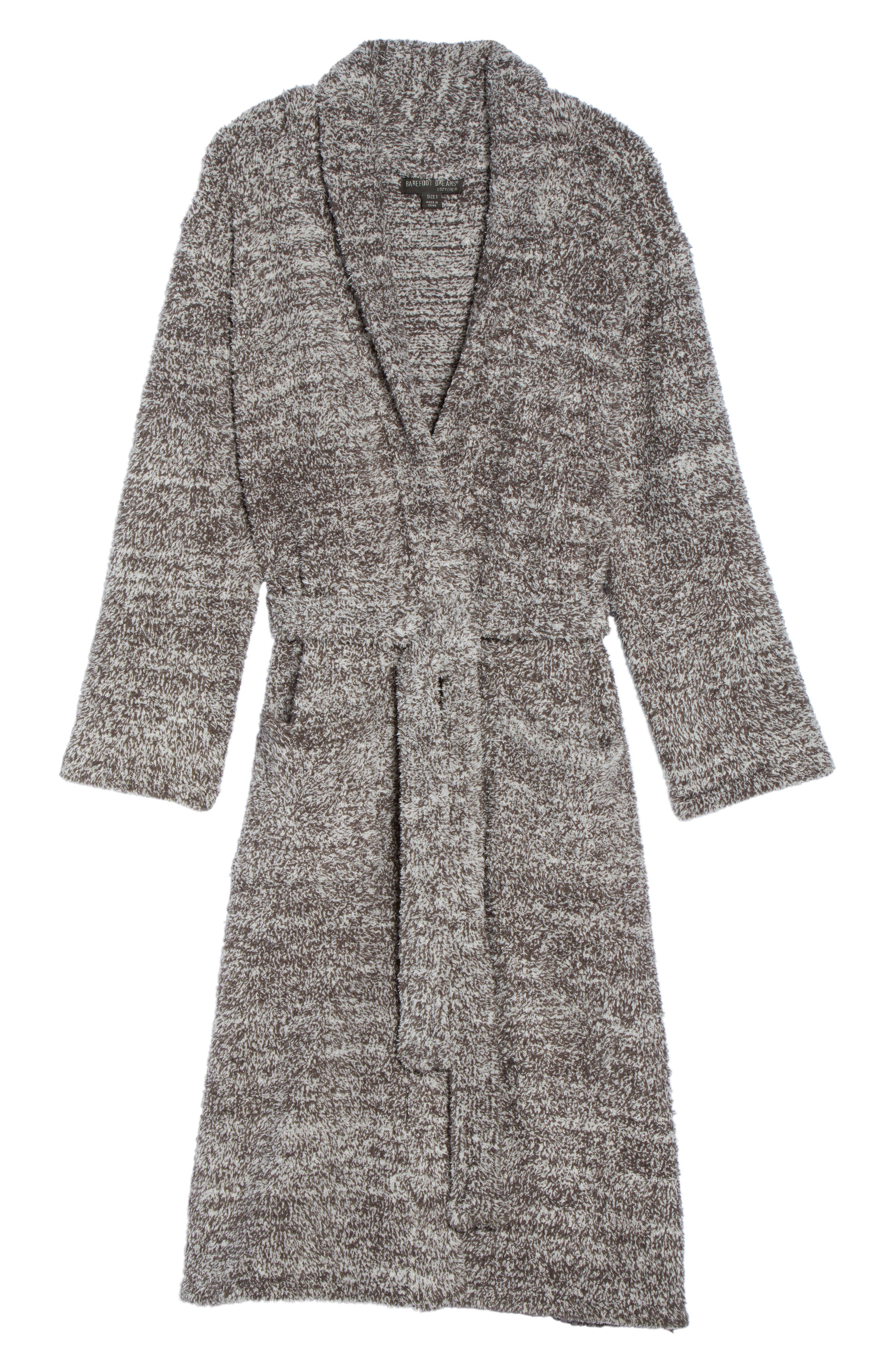 Alternate Image 4  - Barefoot Dreams® CozyChic® Robe (Nordstrom Online Exclusive)