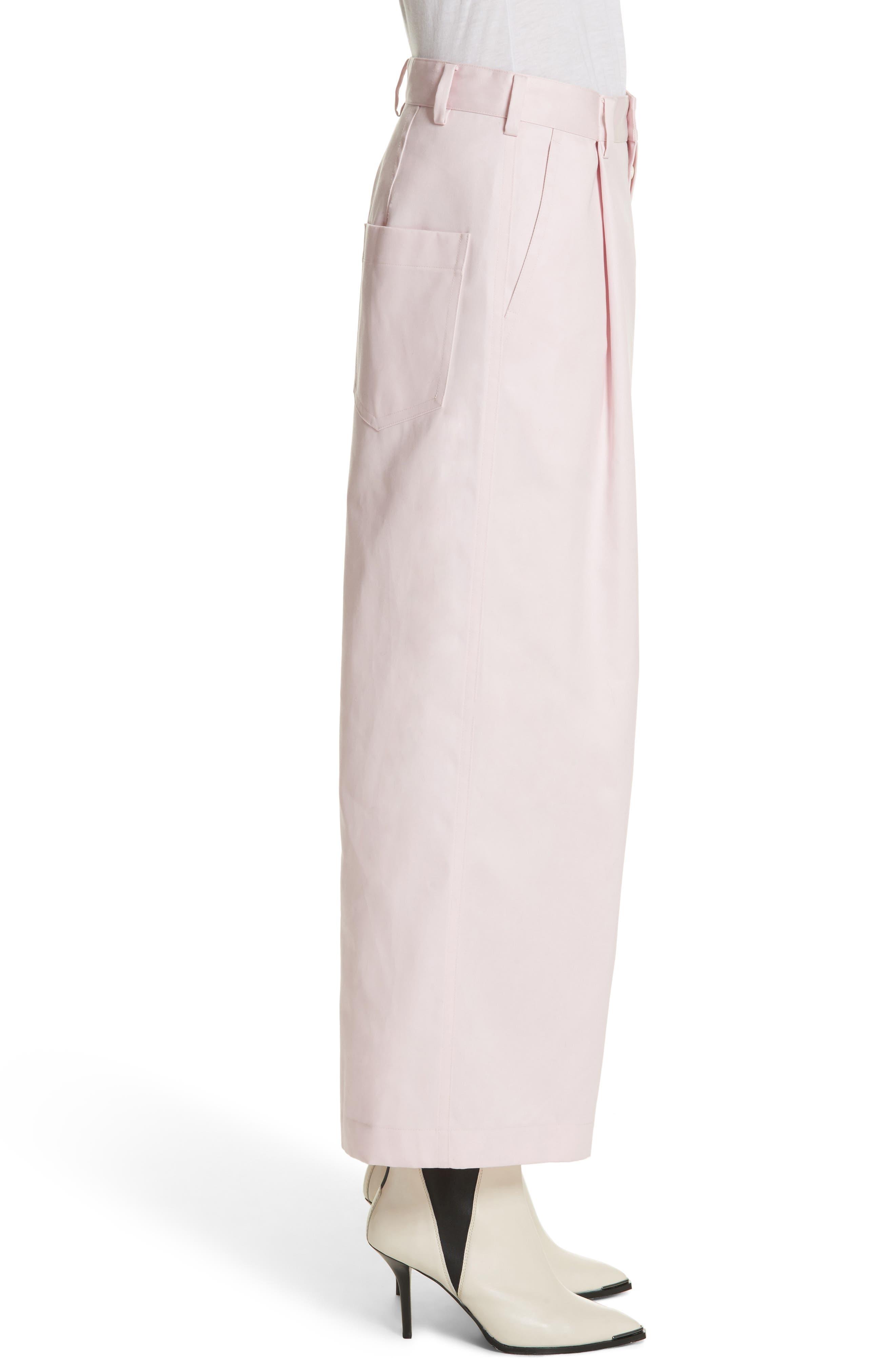 Wide Leg Pants,                             Alternate thumbnail 3, color,                             Lollipop