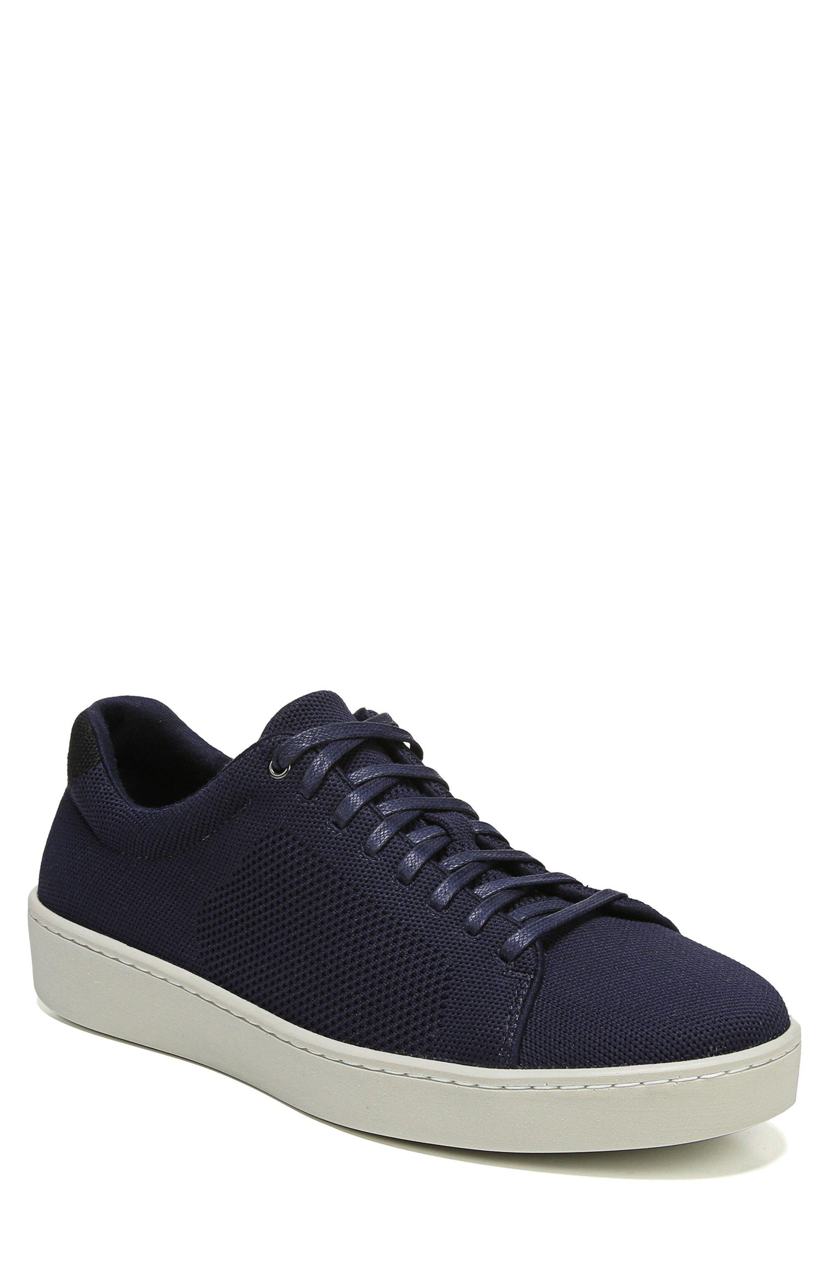 Silos Knit Low Top Sneaker,                         Main,                         color, Coastal