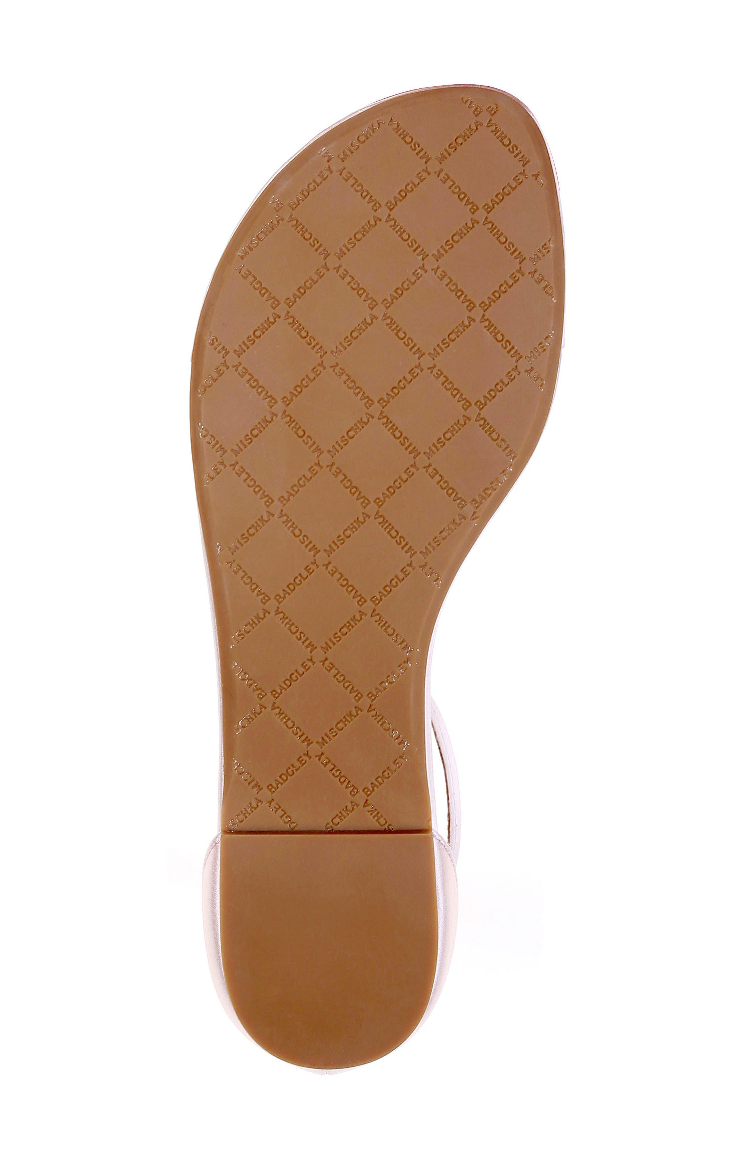 Alternate Image 6  - Badgley Mischka Holbrook T-Strap Sandal (Women)