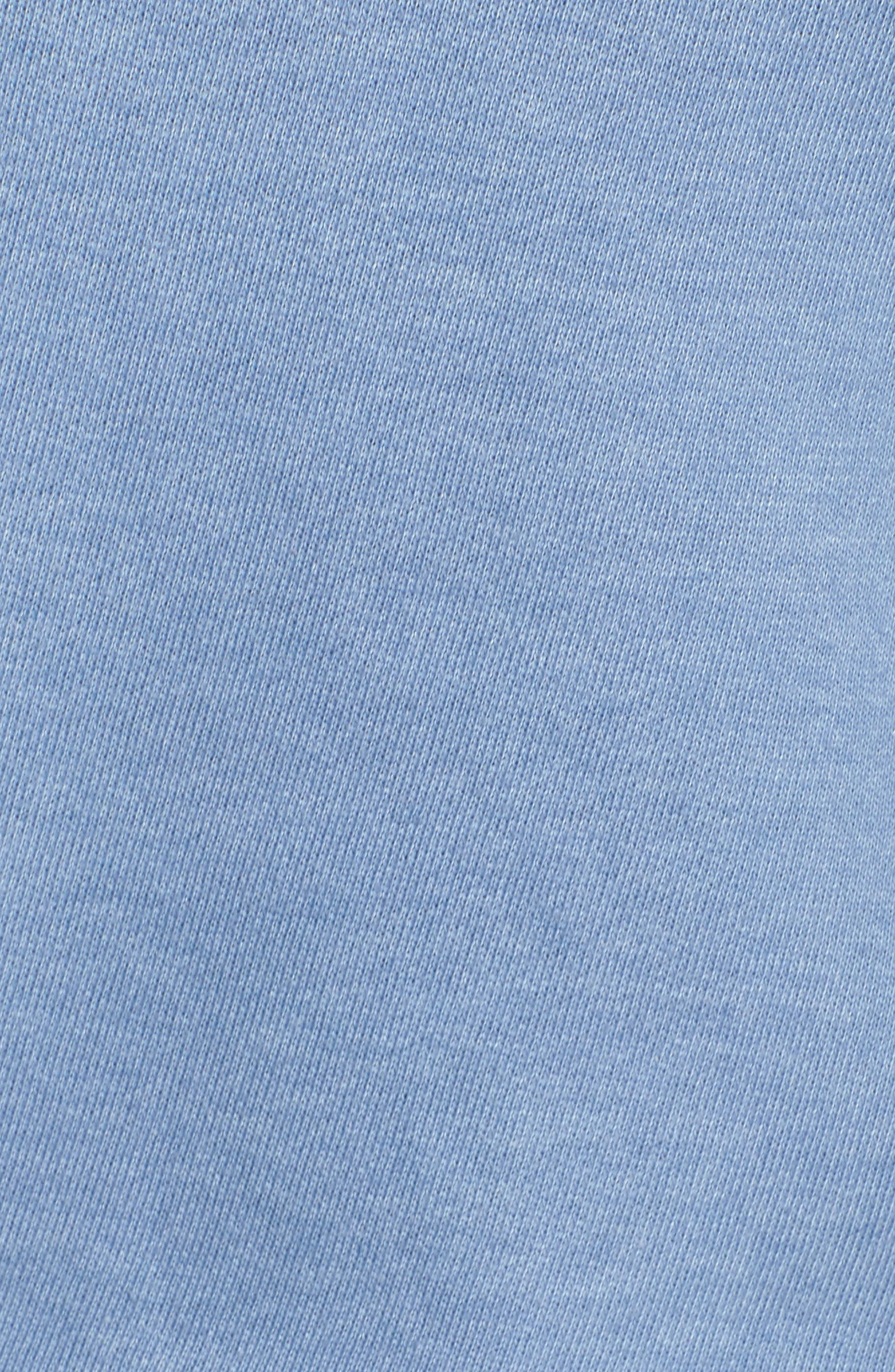 Alternate Image 6  - Junk Food Forever Short Sleeve Sweatshirt (Nordstrom Exclusive)