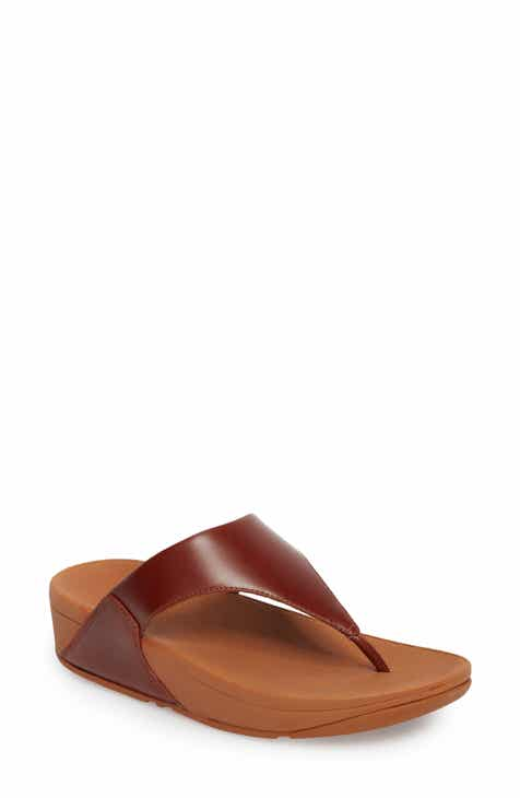 54434f2bd0d5e1 Brown Flip-Flops   Sandals for Women