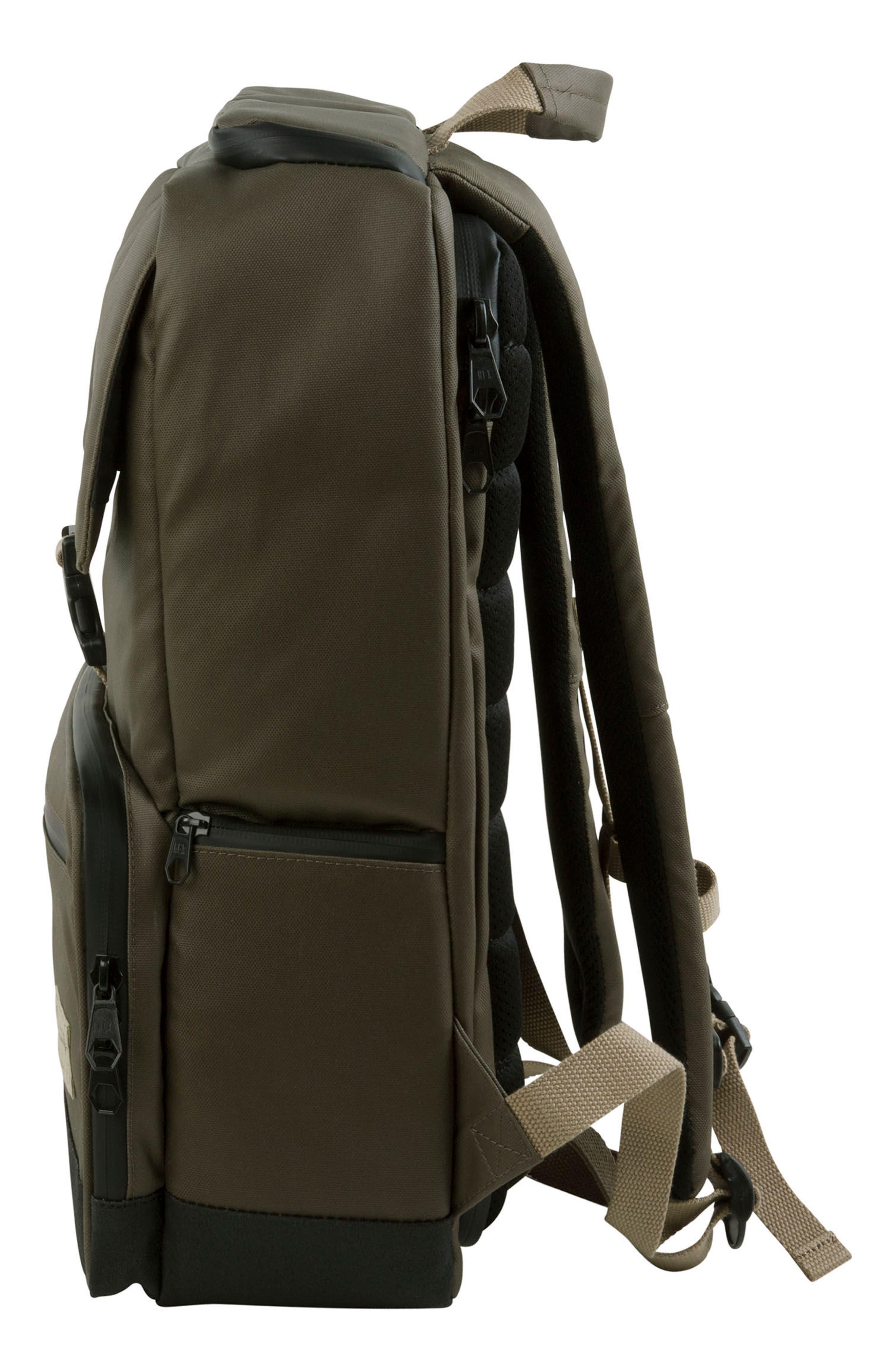 DSLR Camera Backpack,                             Alternate thumbnail 7, color,                             Olive