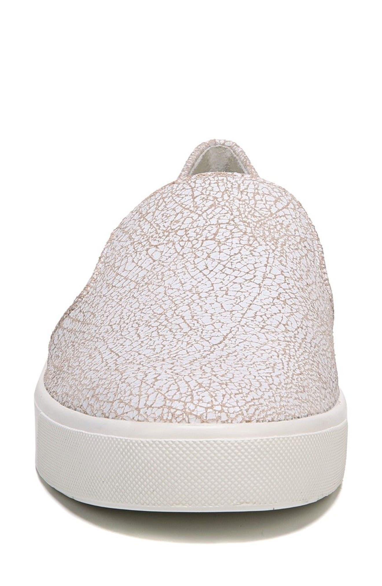 Alternate Image 4  - Vince 'Blair 12' Leather Slip-On Sneaker (Women)