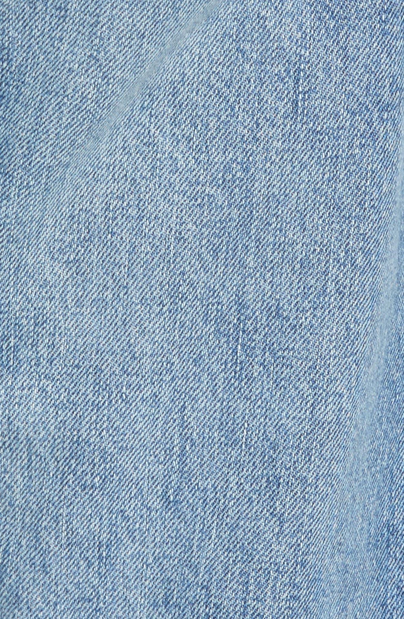1954 501<sup>®</sup> Tapered Leg Jeans,                             Alternate thumbnail 5, color,                             Baja Surf