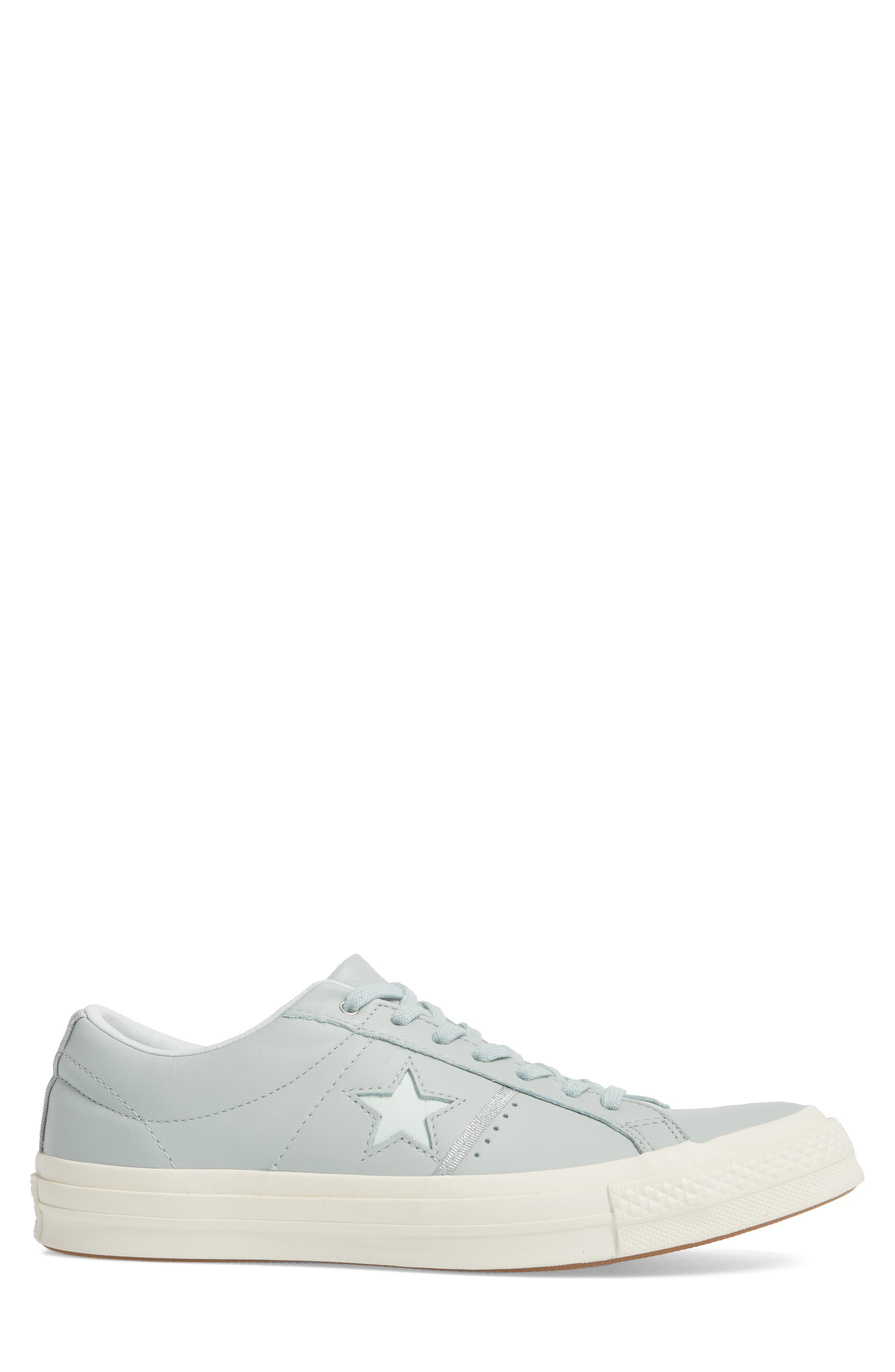 Alternate Image 3  - Converse Chuck Taylor® One Star Piping Sneaker (Men)