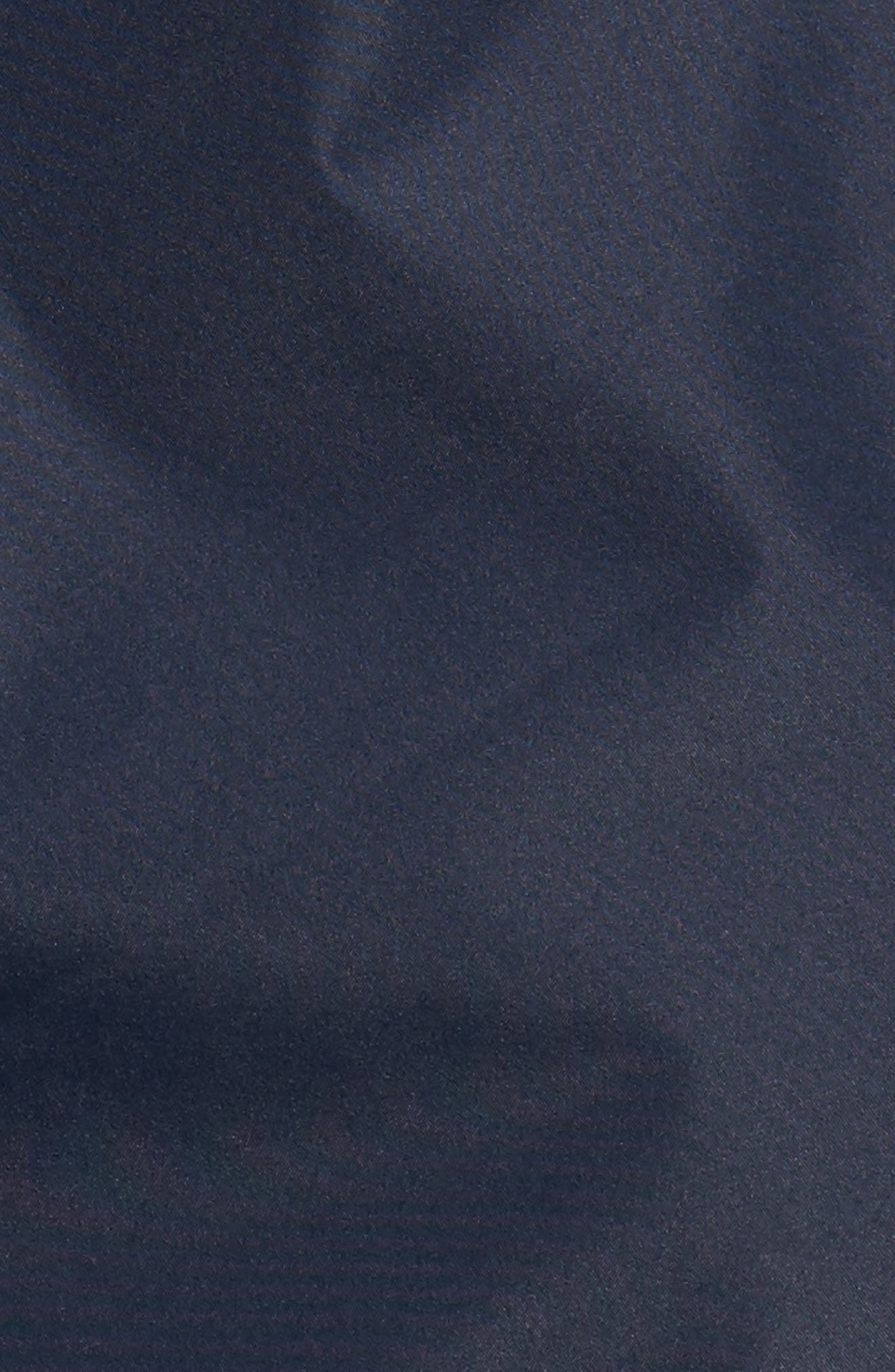 Trevose Hooded Jacket,                             Alternate thumbnail 5, color,                             Navy