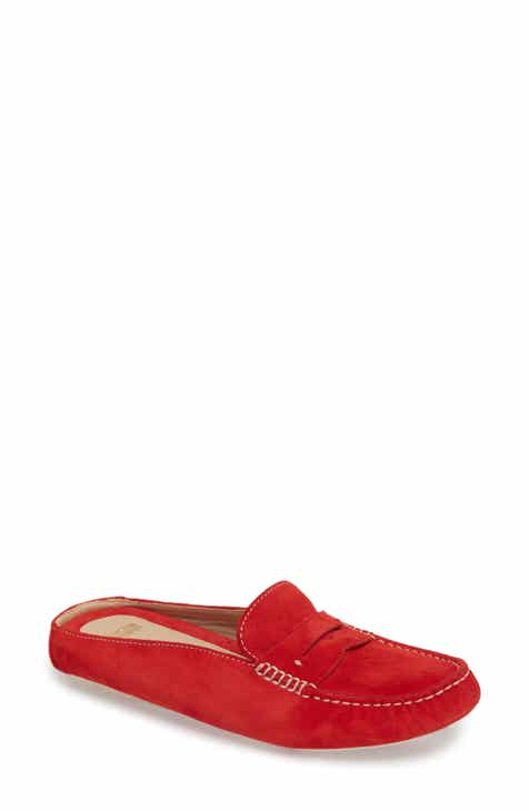 Johnston & Murphy Myah Penny Loafer Slide (Women)