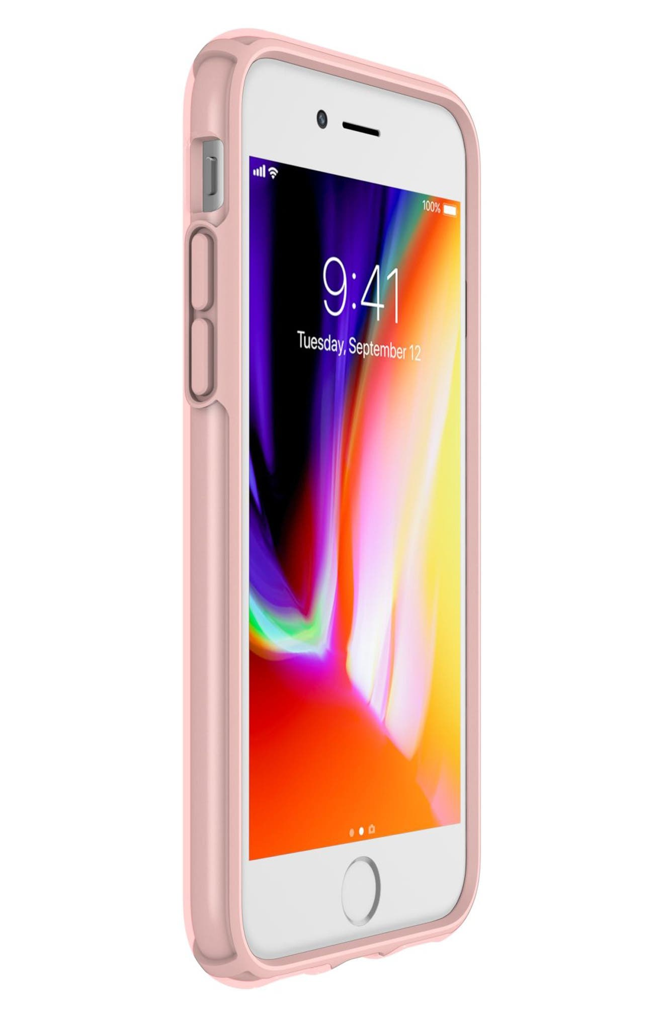 Alternate Image 6  - Speck Transparent iPhone 6/6s/7/8 Case