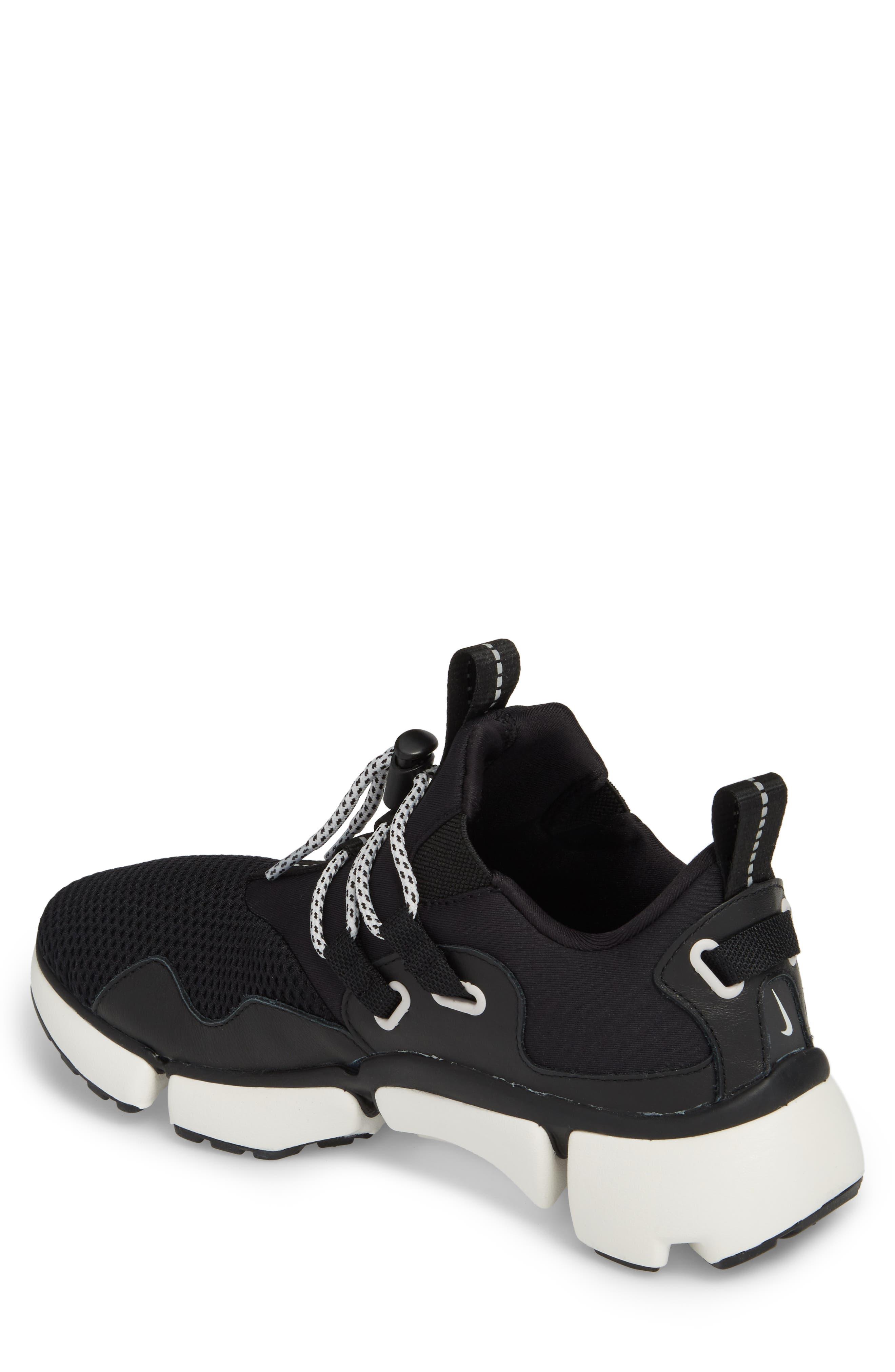 Pocket Knife DM Sneaker,                             Alternate thumbnail 2, color,                             Black/ Vast Grey/ Sail