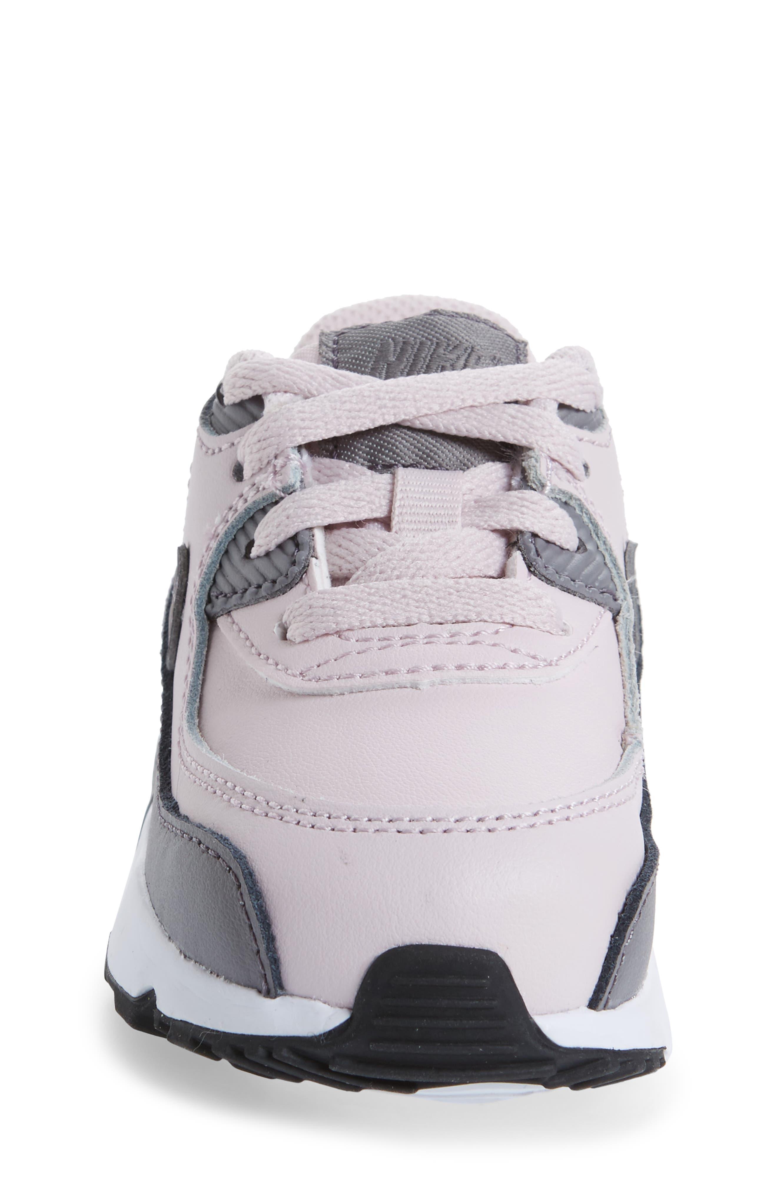 Alternate Image 4  - Nike 'Air Max 90' Sneaker (Baby, Walker, Toddler, Little Kid & Big Kid)