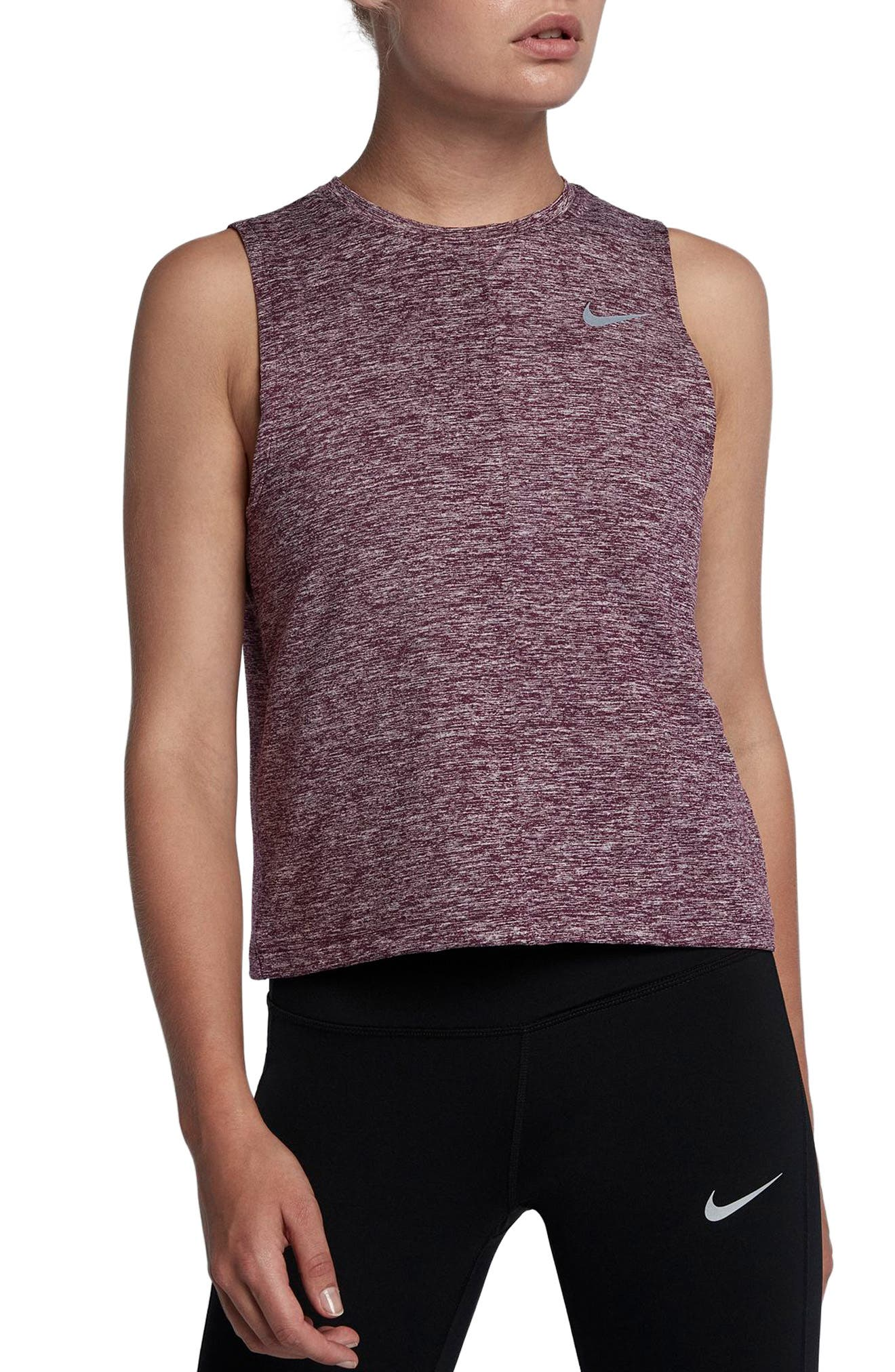 Alternate Image 1 Selected - Nike Dry Element Tank