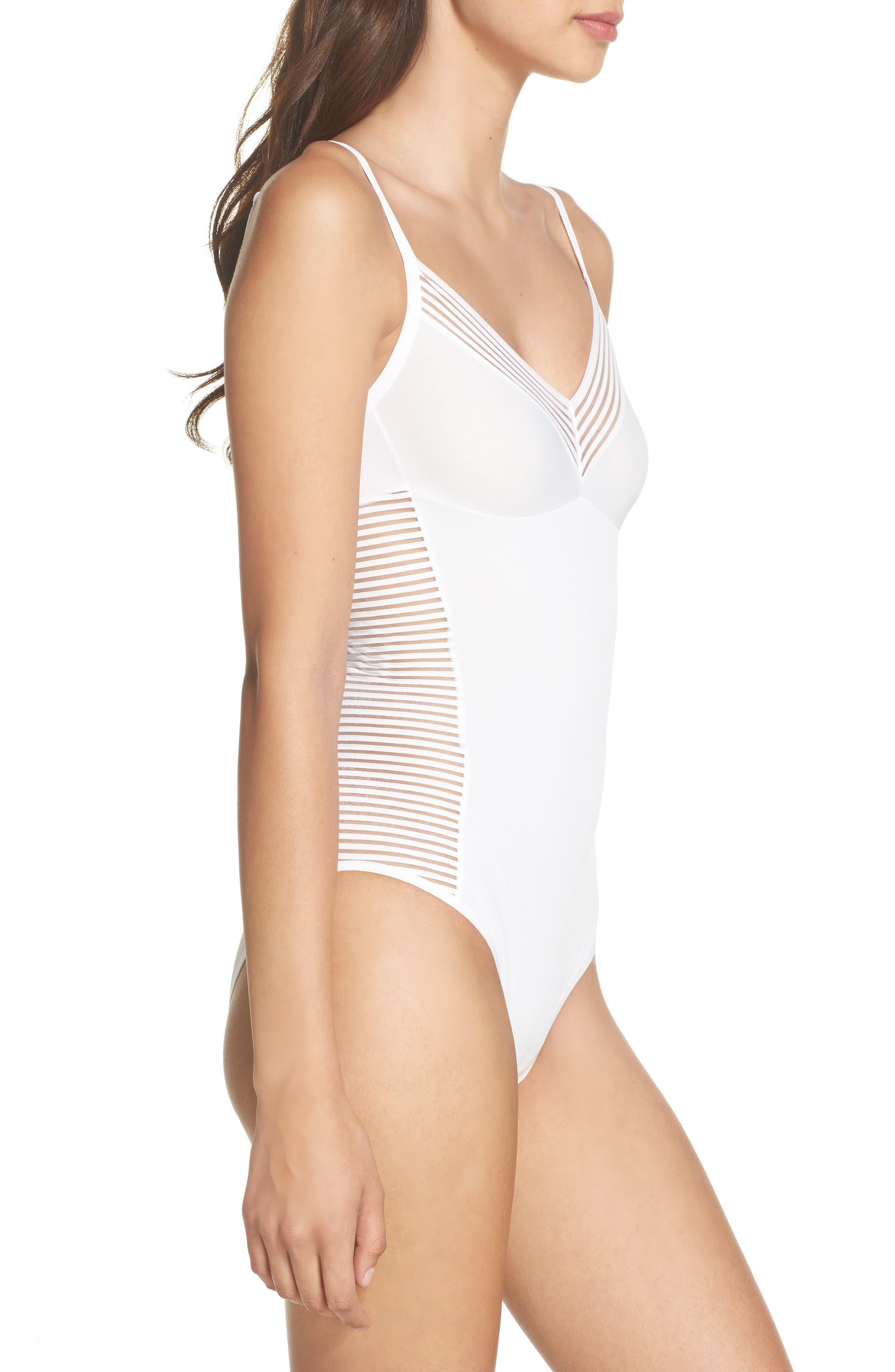 Alternate Image 3  - Hanro Cara Bodysuit
