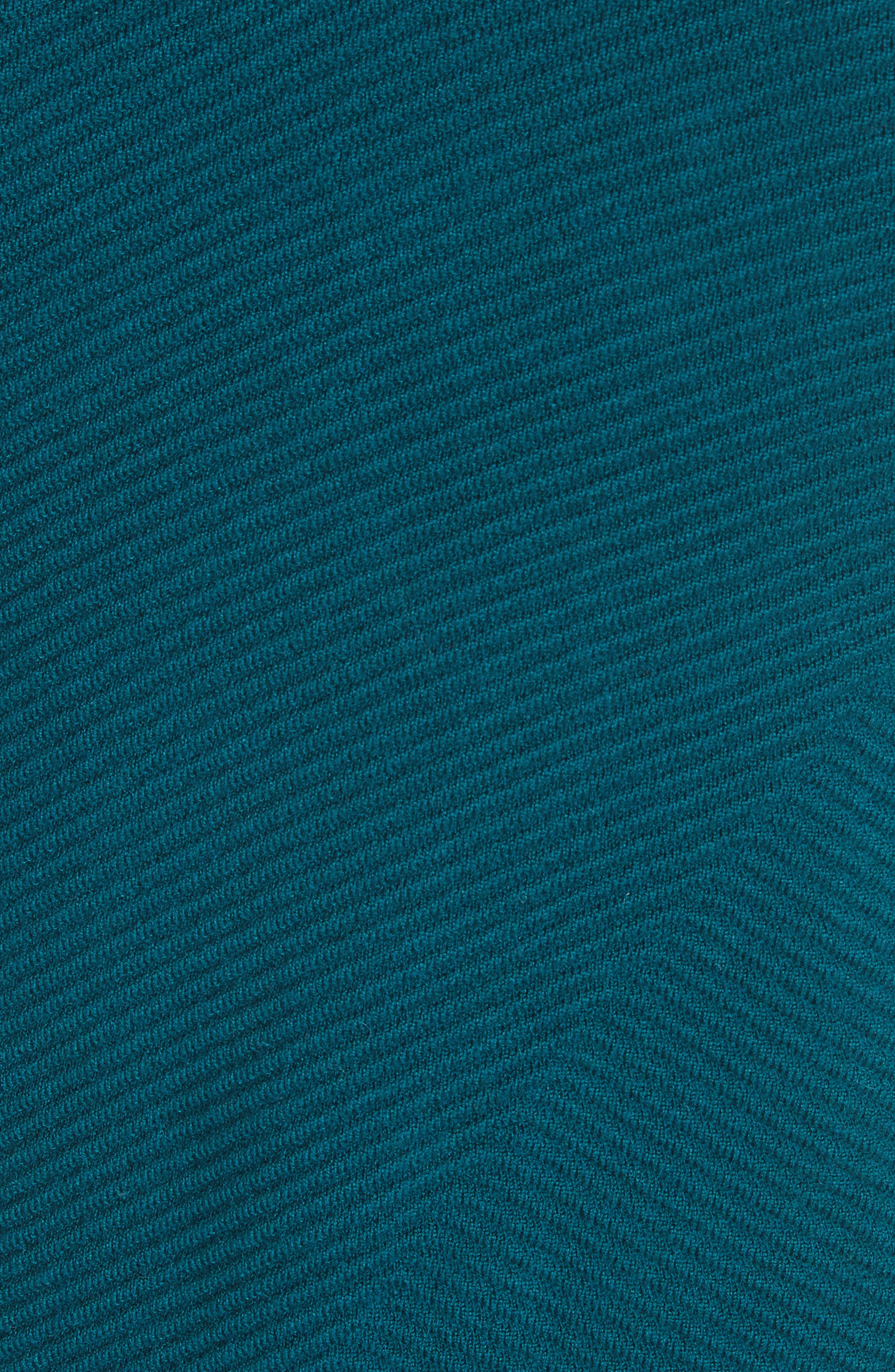 Colour by Numbers Mock Two-Piece Dress,                             Alternate thumbnail 5, color,                             Teal