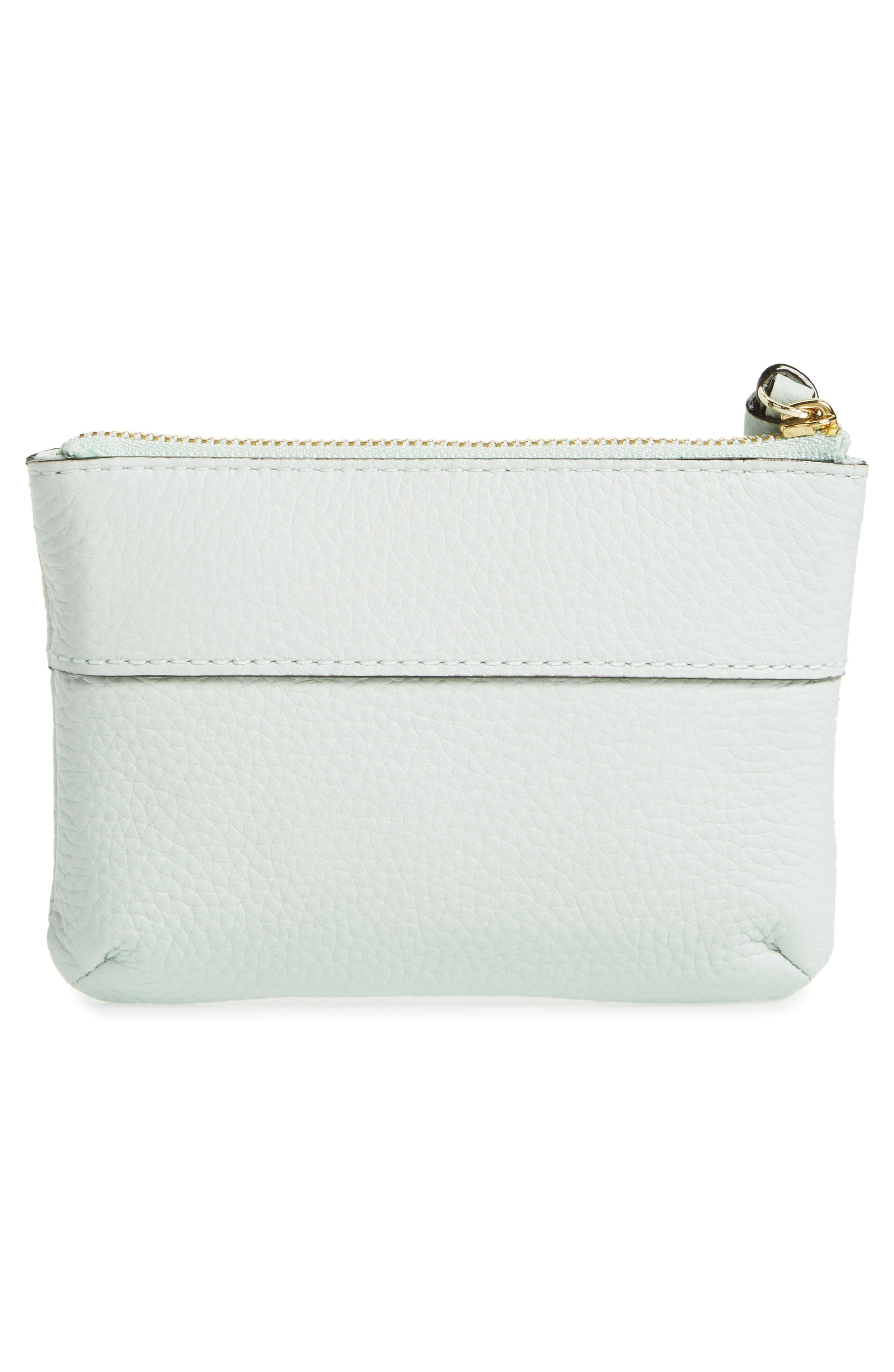Alternate Image 3  - kate spade new york jackson street mila leather zip pouch