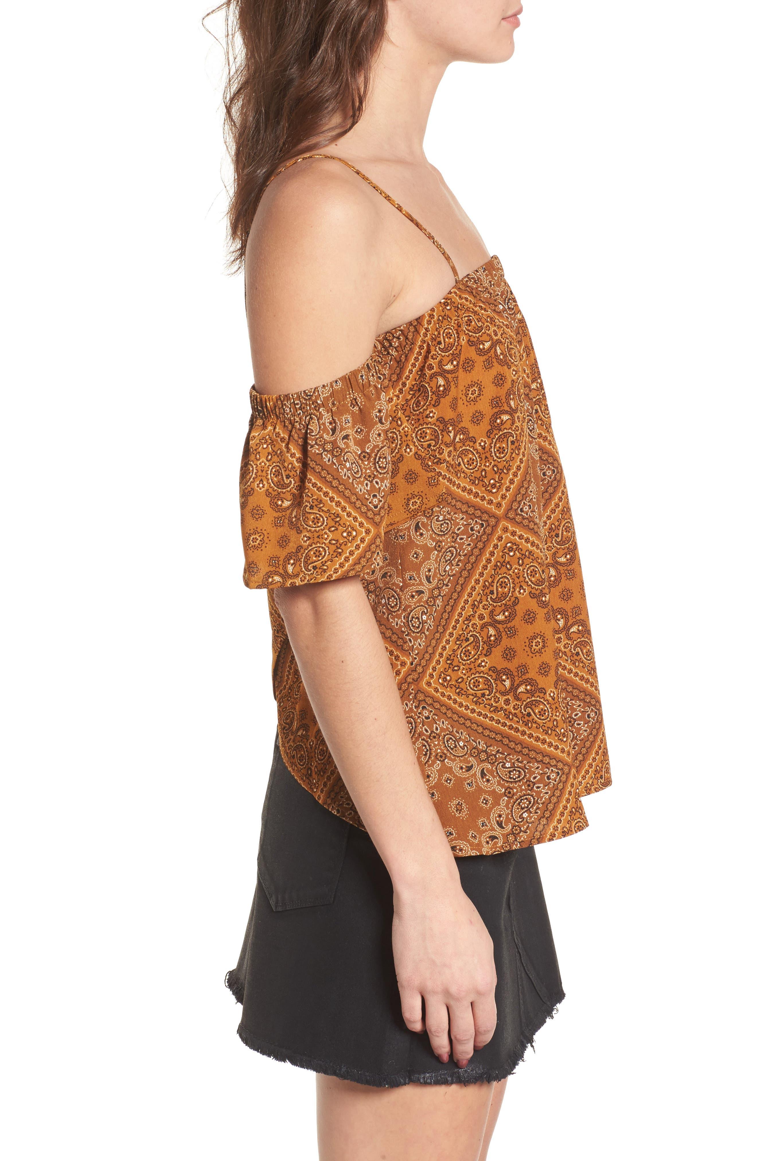 Alternate Image 3  - Lira Clothing Zeze Top
