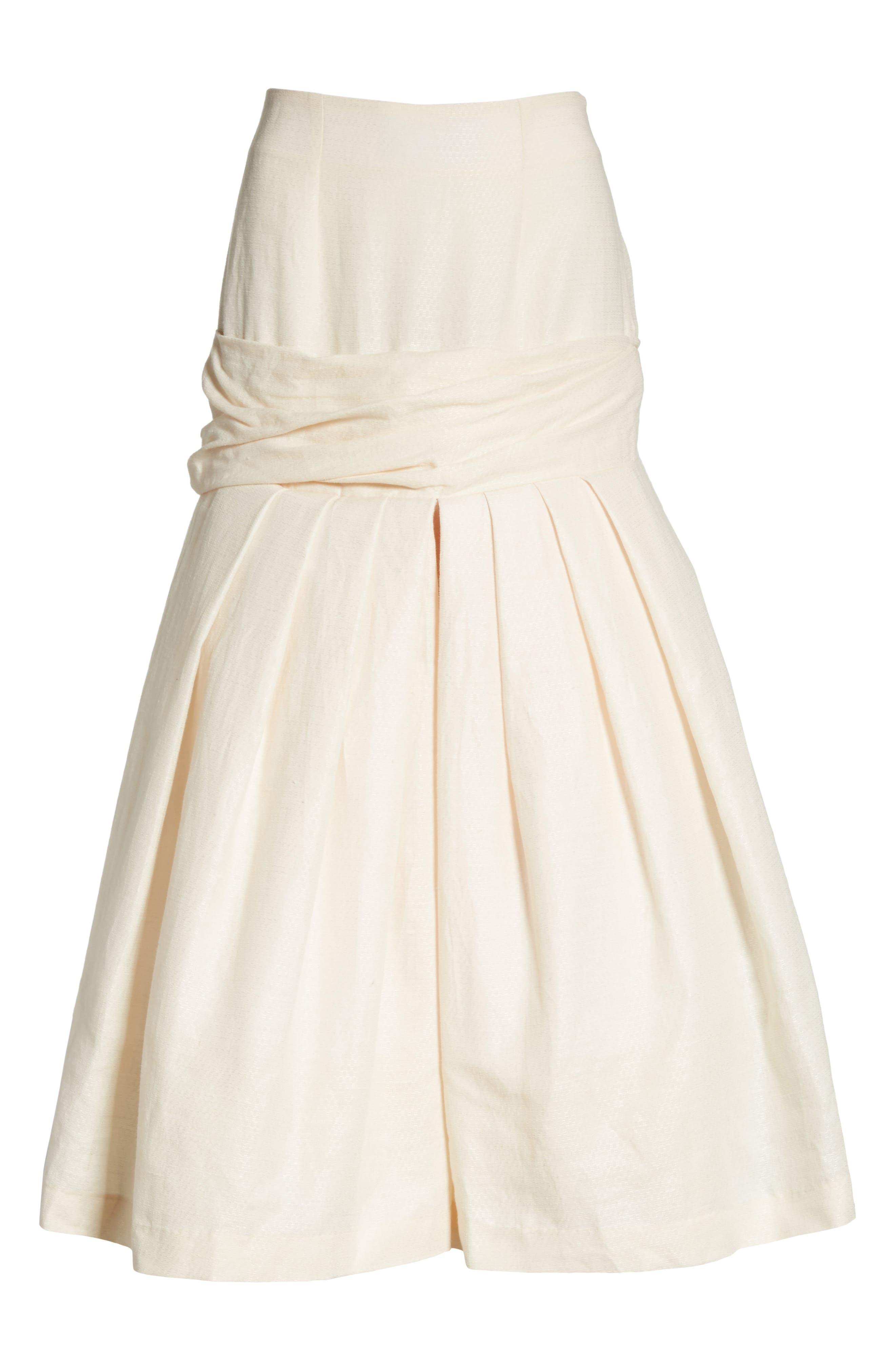 Alternate Image 6  - Jacquemus La Jupe Mamao Skirt