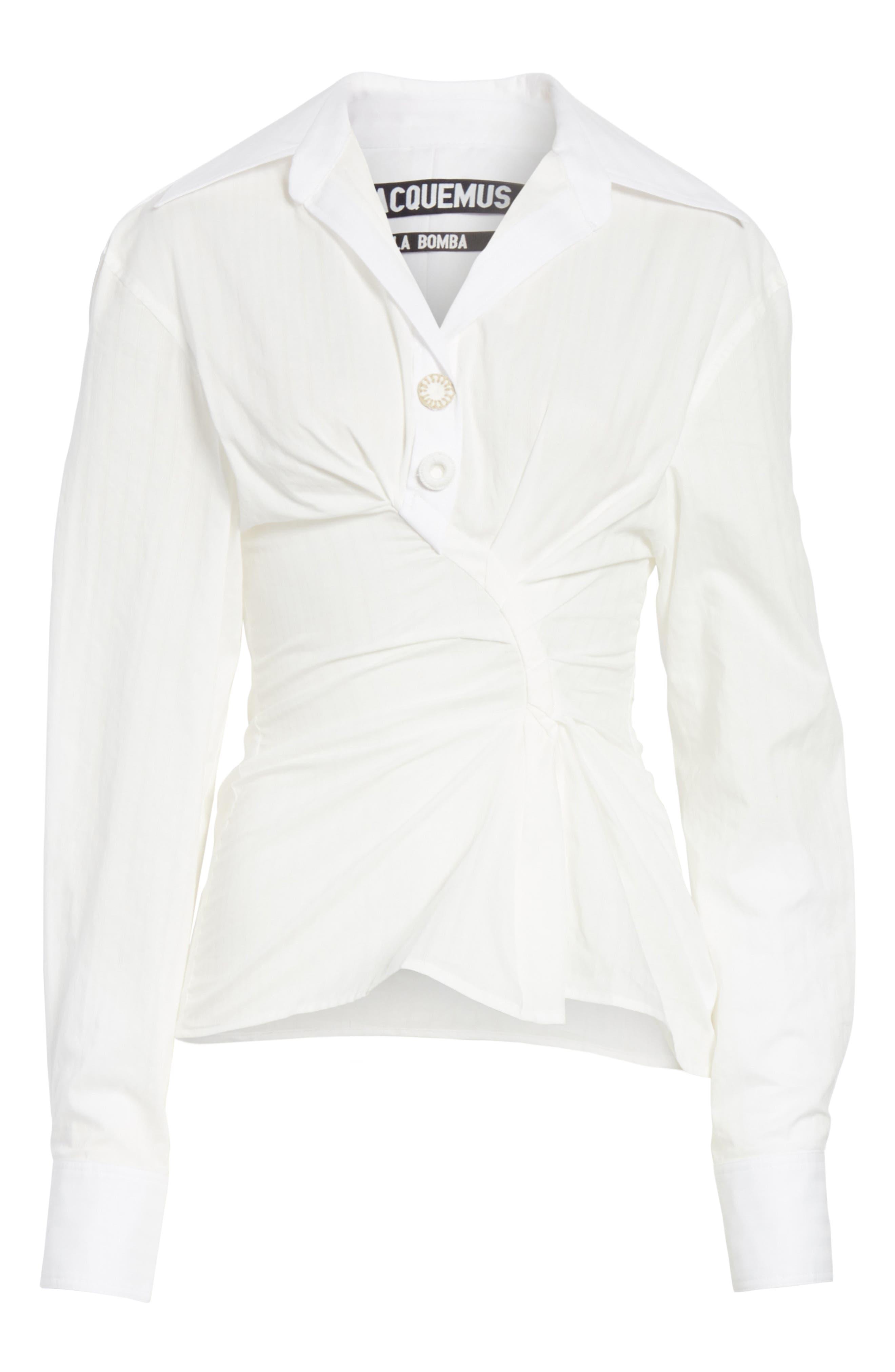 Alternate Image 6  - Jacquemus La Chemise Maceio Shirt