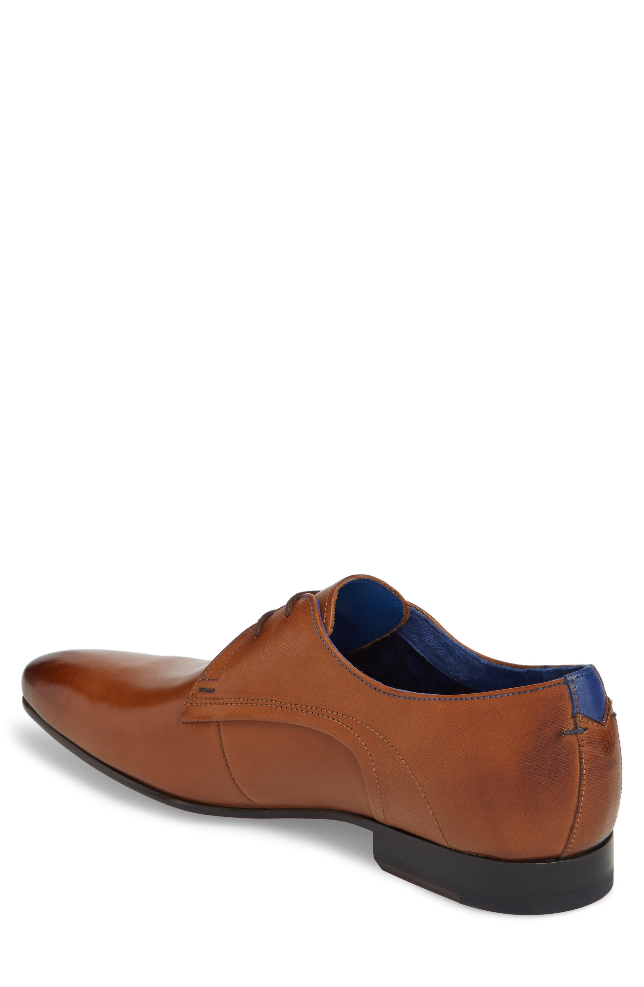Alternate Image 2  - Ted Baker London Peair Plain Toe Derby (Men)