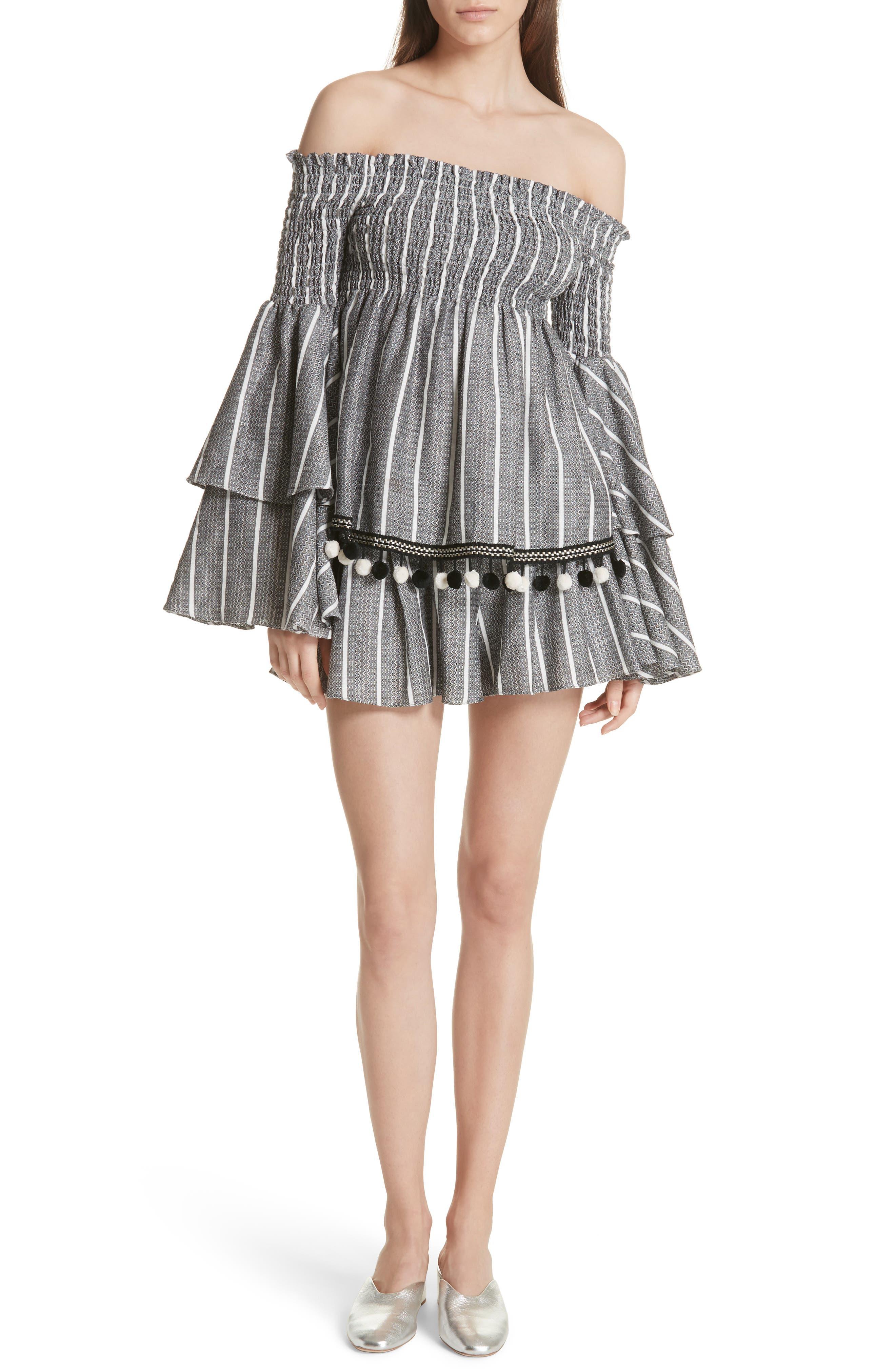 Alternate Image 7  - Caroline Constas Pleated Shorts